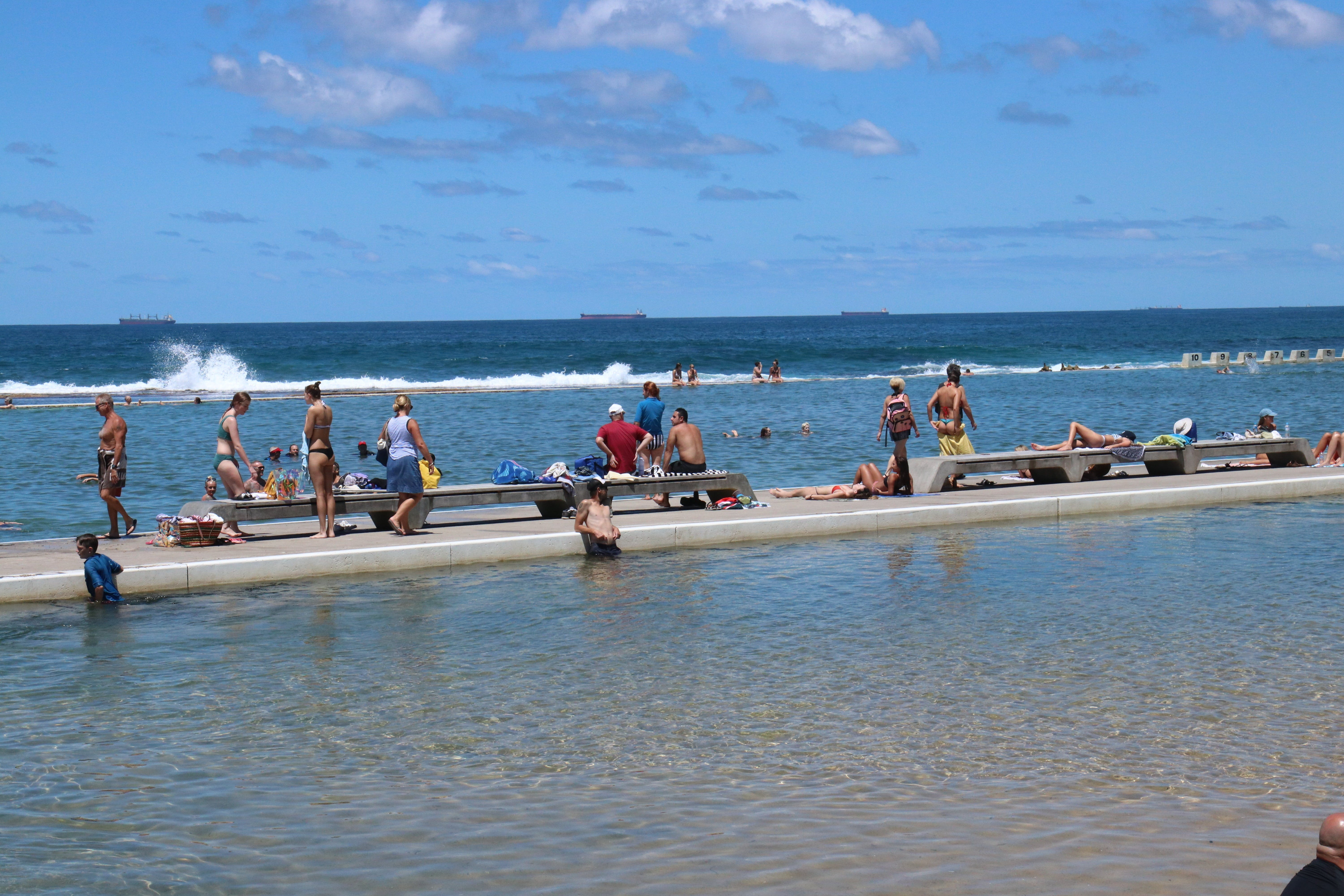 Merewether Ocean Baths - Geraldton Accommodation