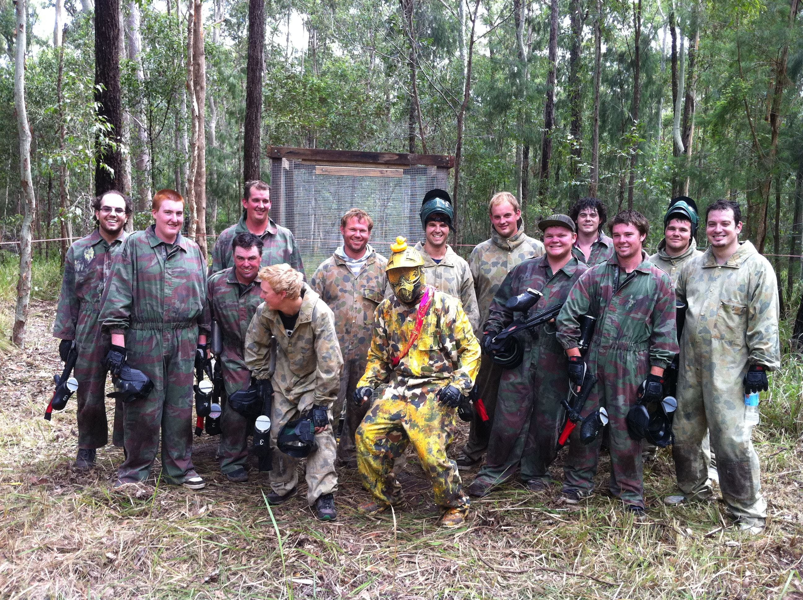 Mid North Coast Paintball - Geraldton Accommodation