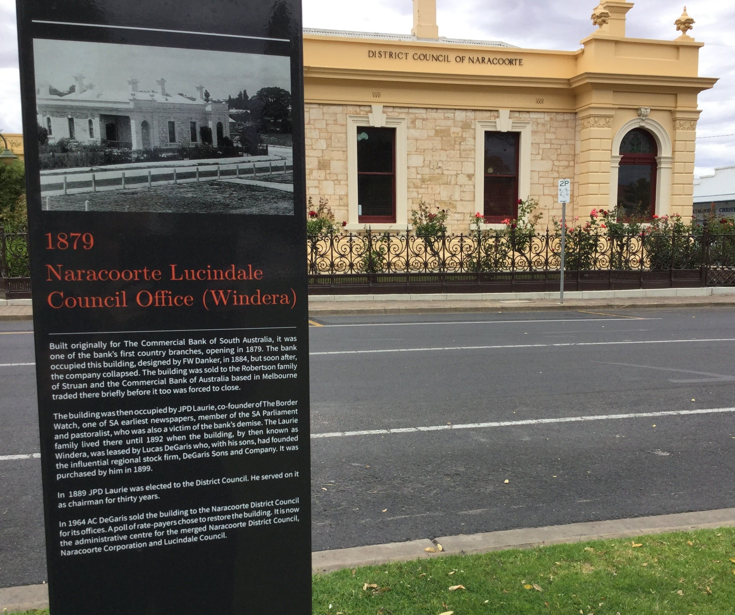 Naracoorte Heritage Trail - Geraldton Accommodation