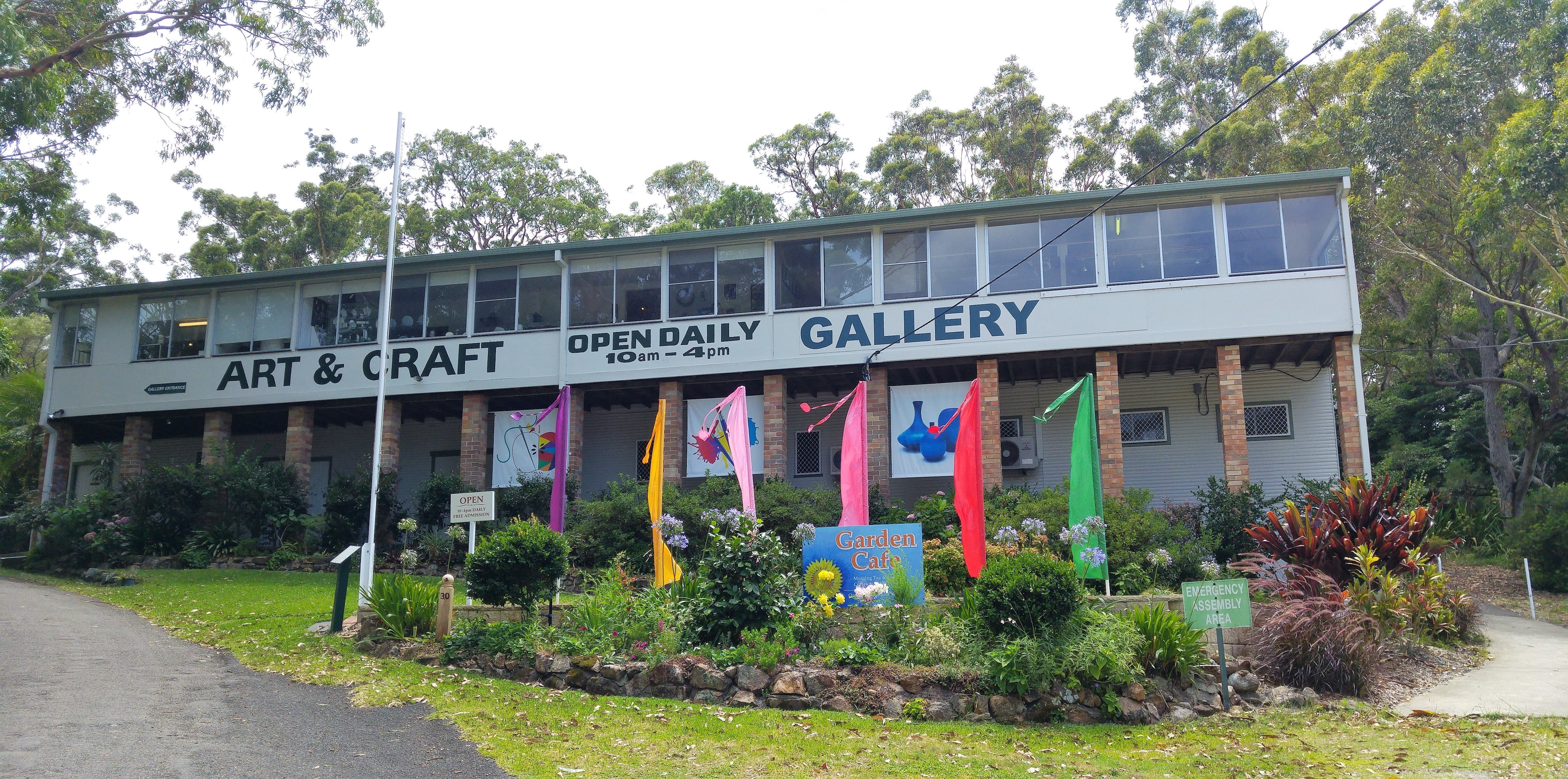 Port Stephens Community Arts Centre Gallery - Geraldton Accommodation