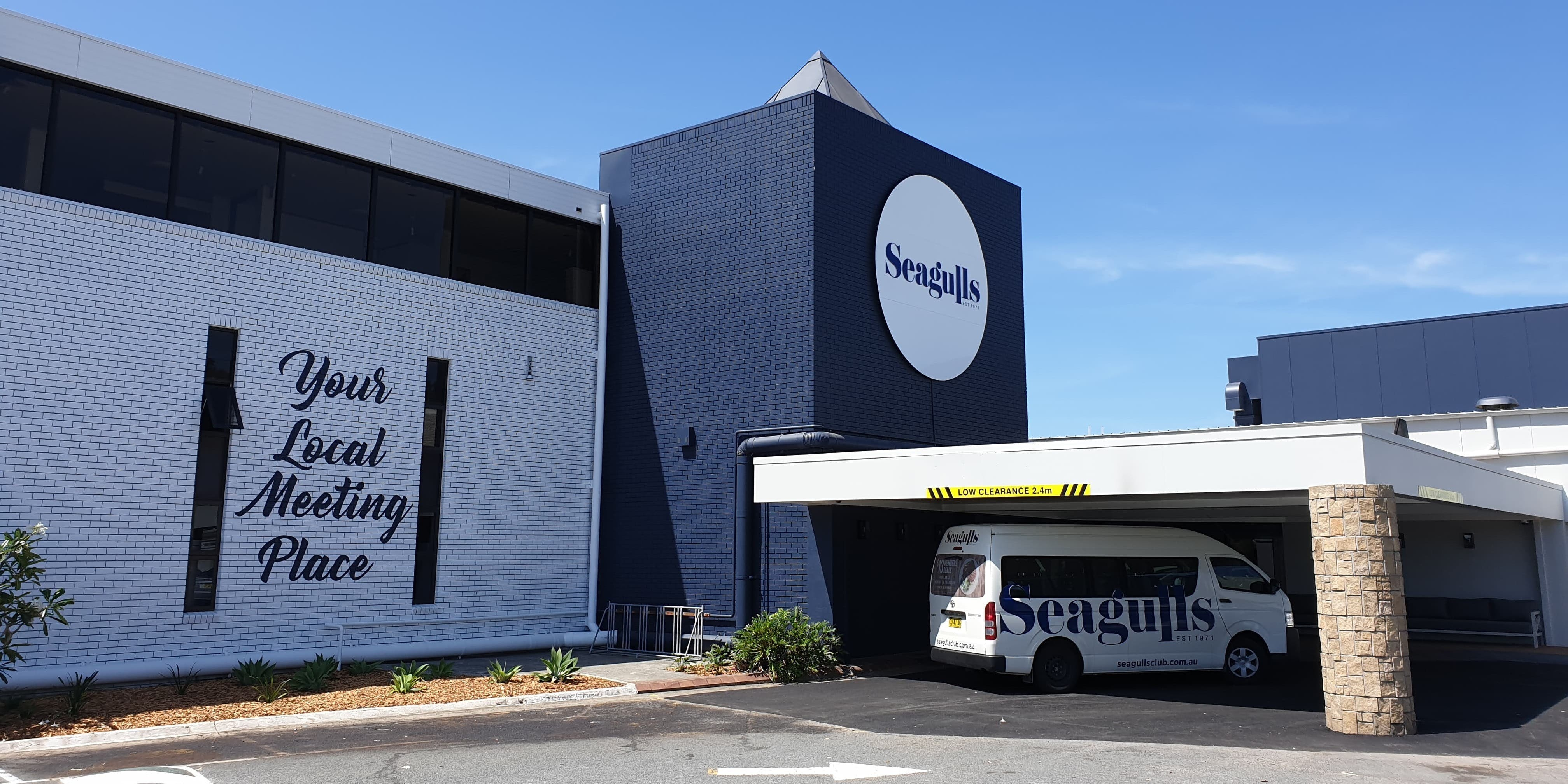 Seagulls Club - Geraldton Accommodation