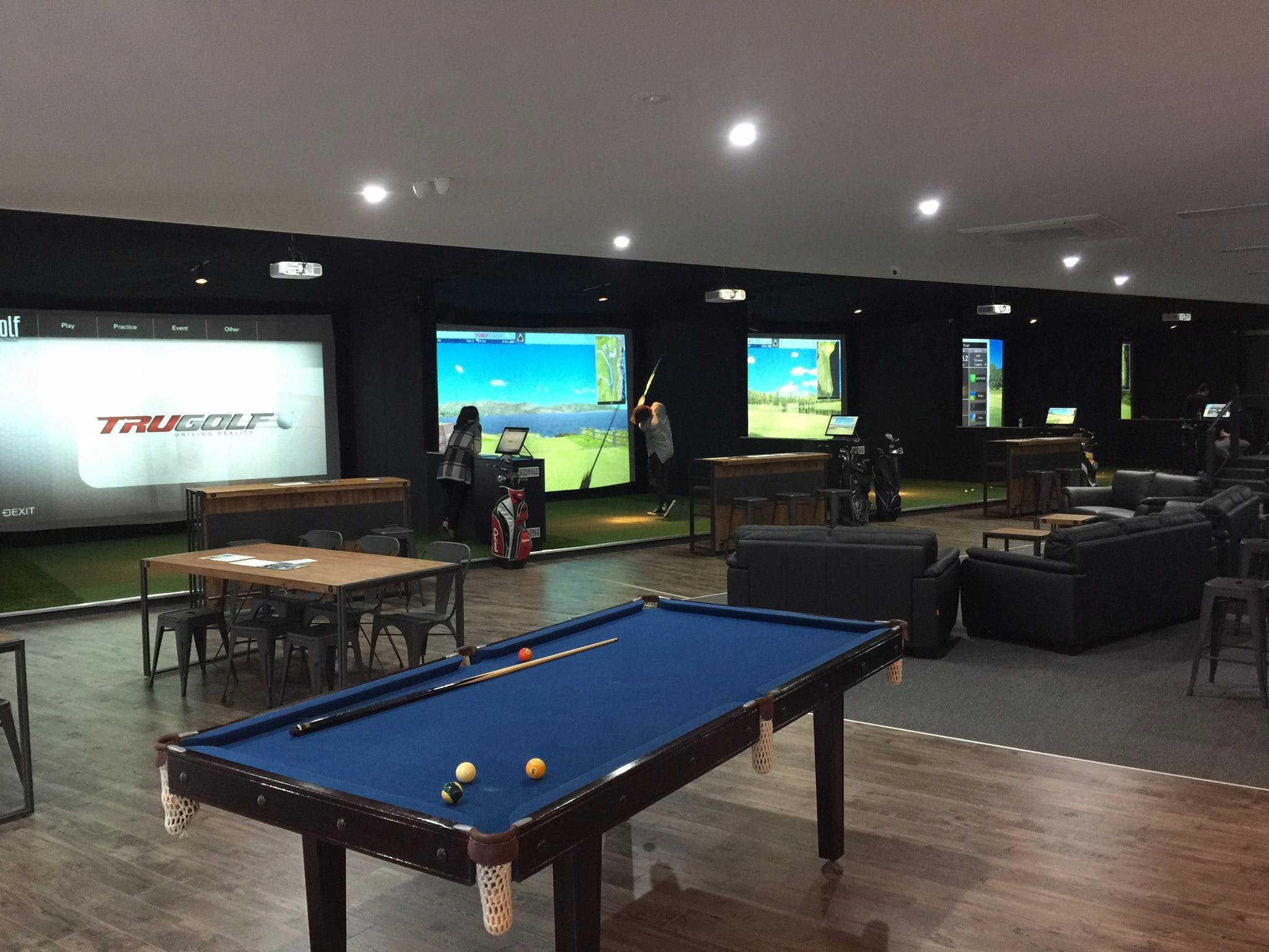 The Golfers Lounge - Geraldton Accommodation