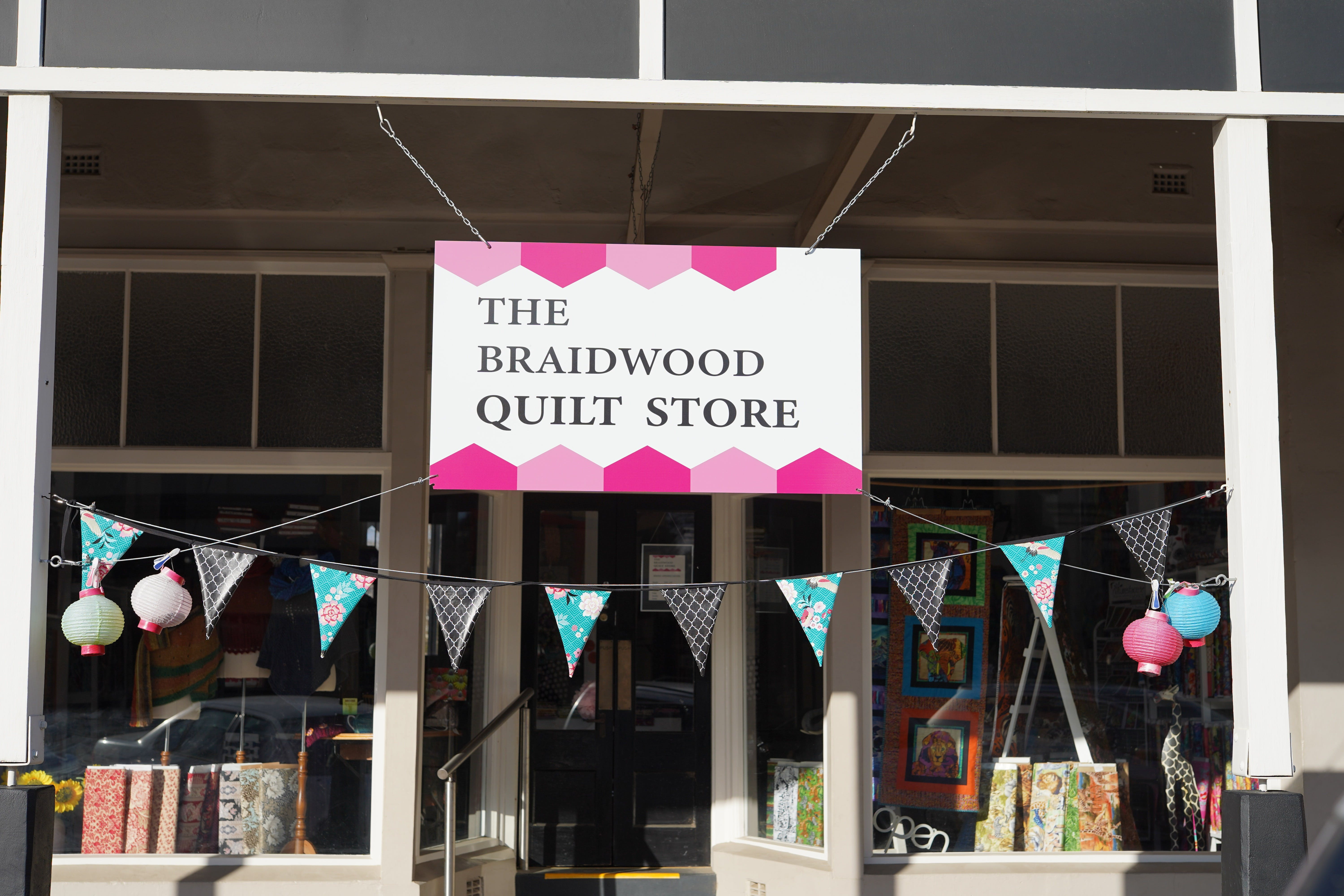 The Braidwood Quilt Store - Geraldton Accommodation