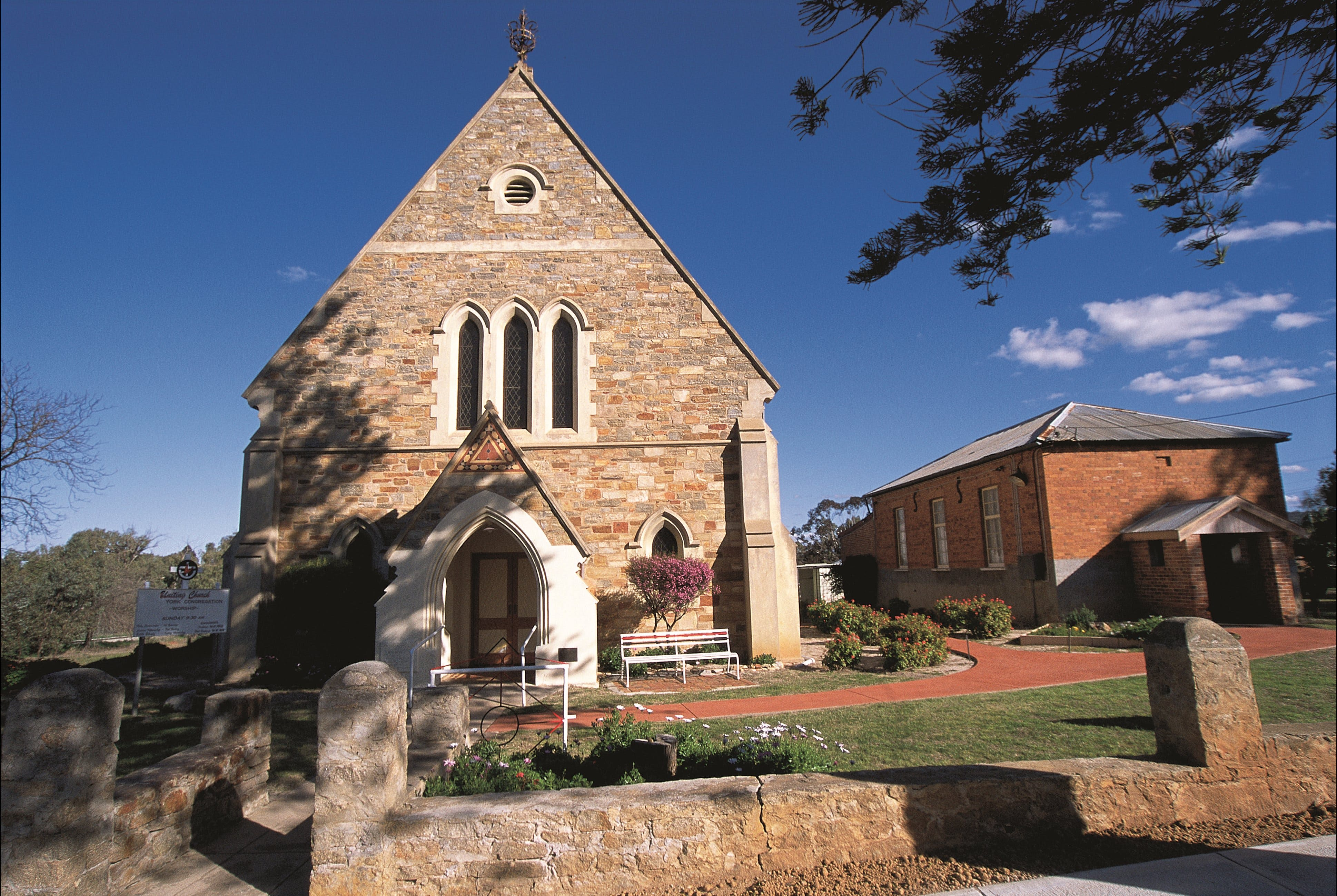 Uniting Church - York - Geraldton Accommodation