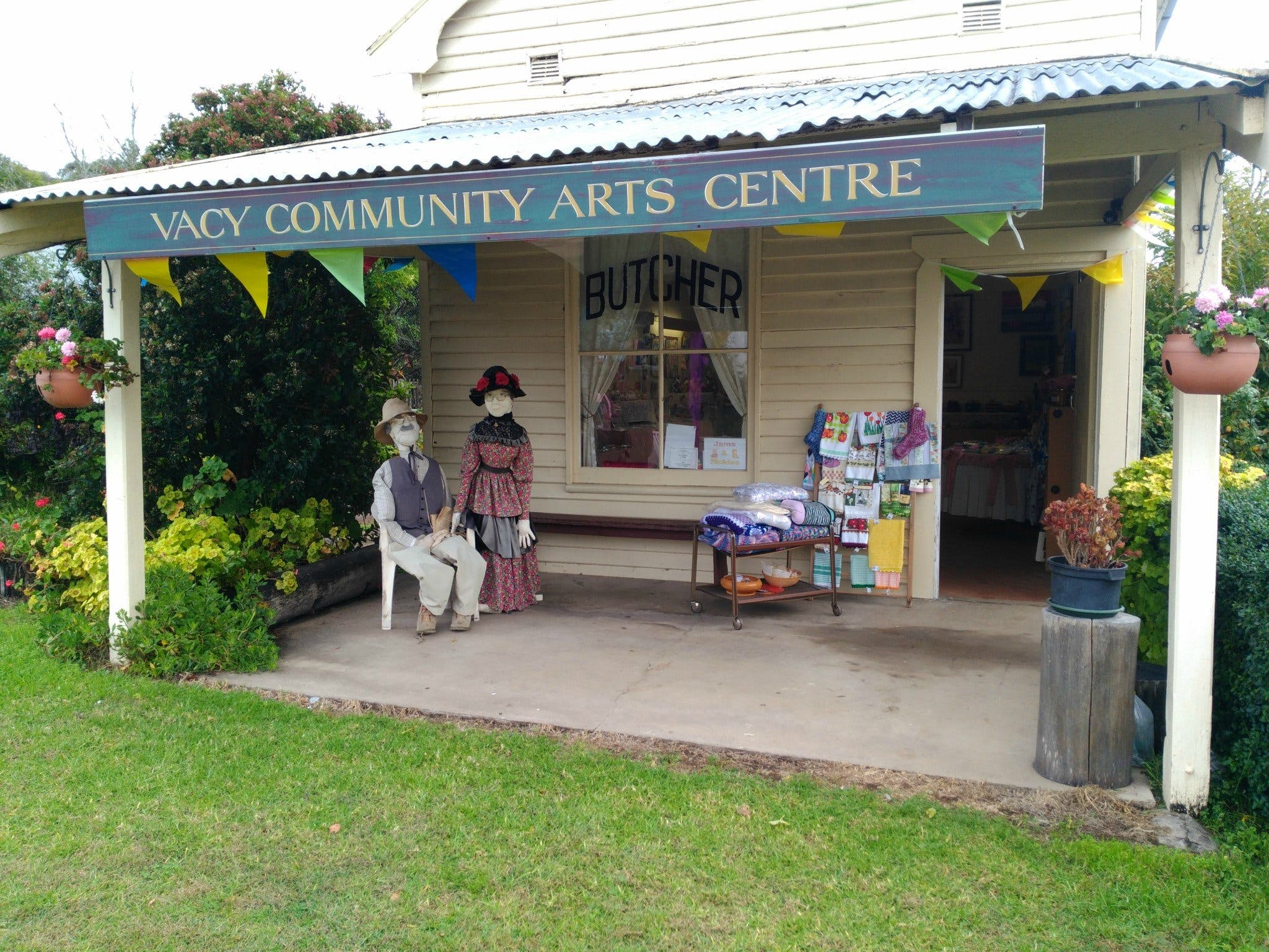 Vacy Community Arts Centre - Geraldton Accommodation