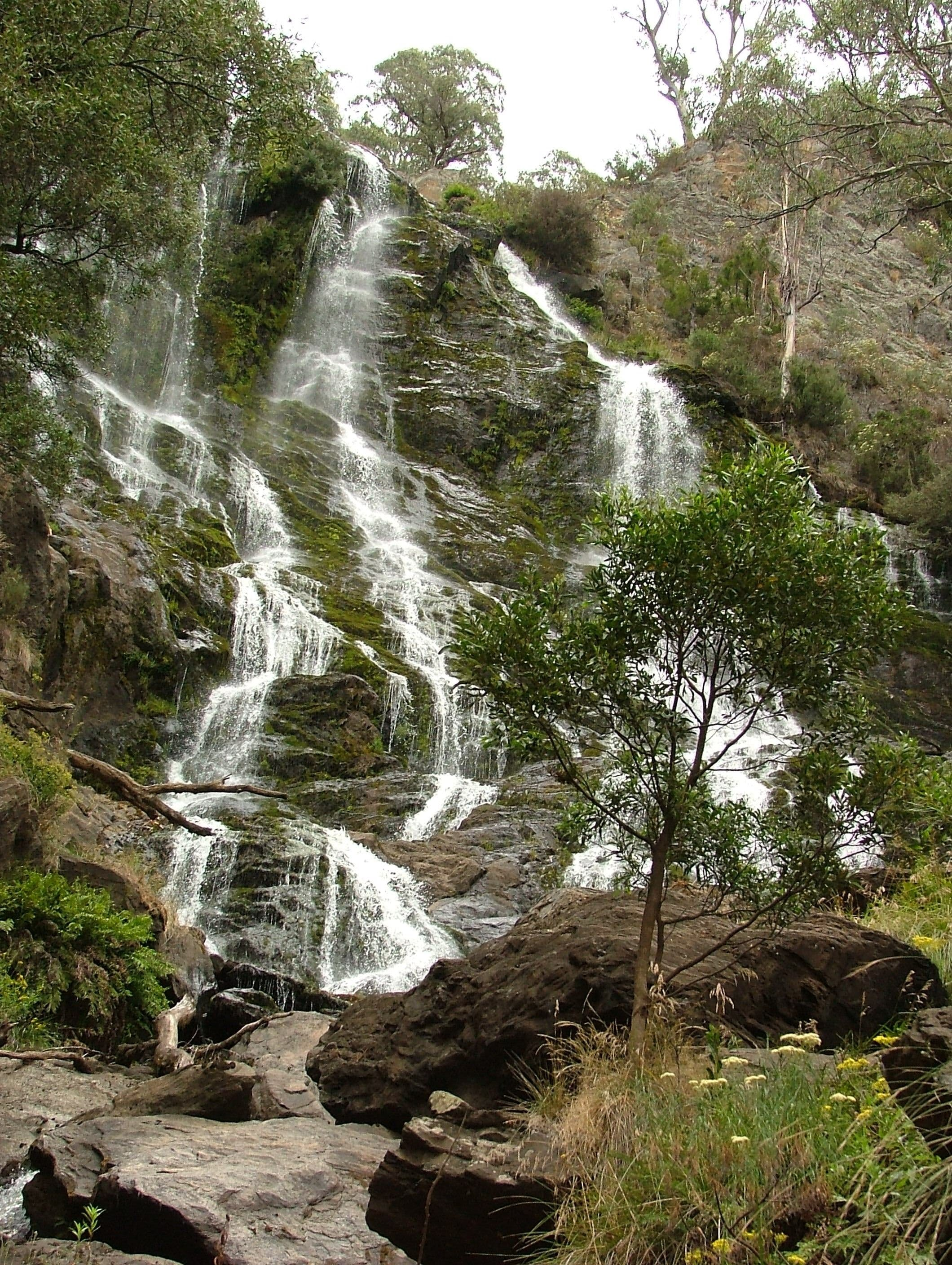 Buddong Falls Walking Track - Geraldton Accommodation