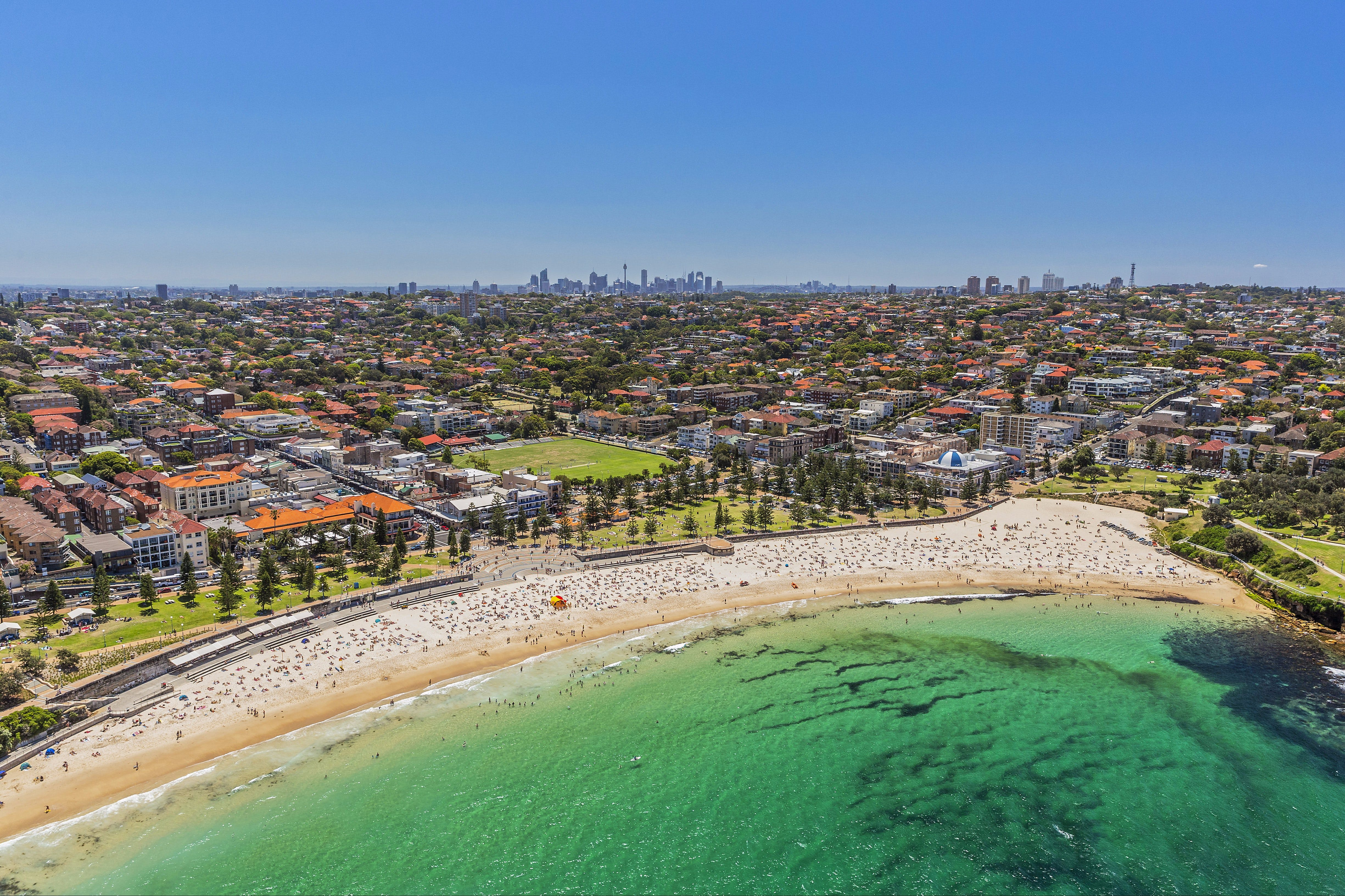 Coogee Beach - Geraldton Accommodation