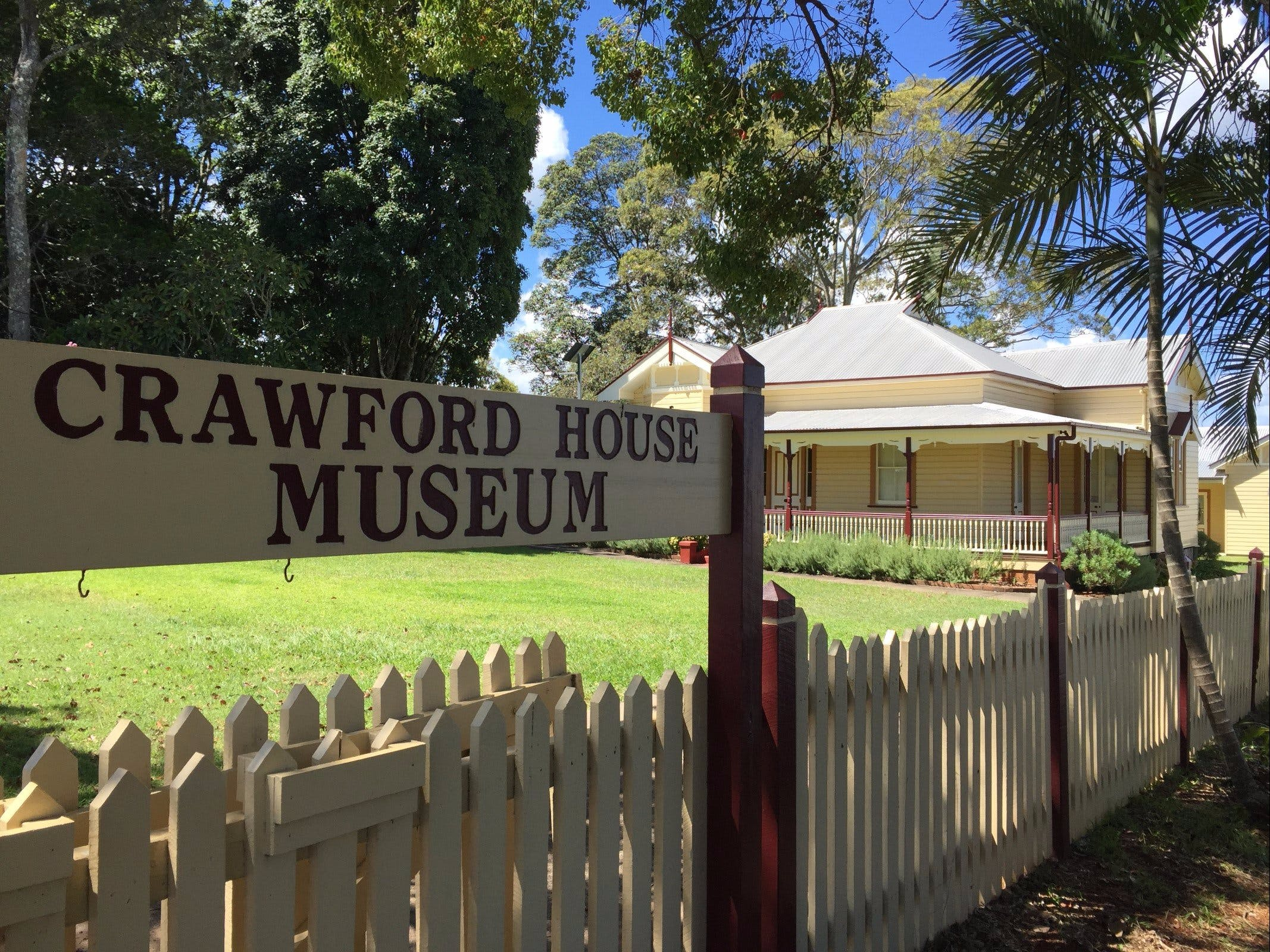 Crawford House Alstonville - Geraldton Accommodation