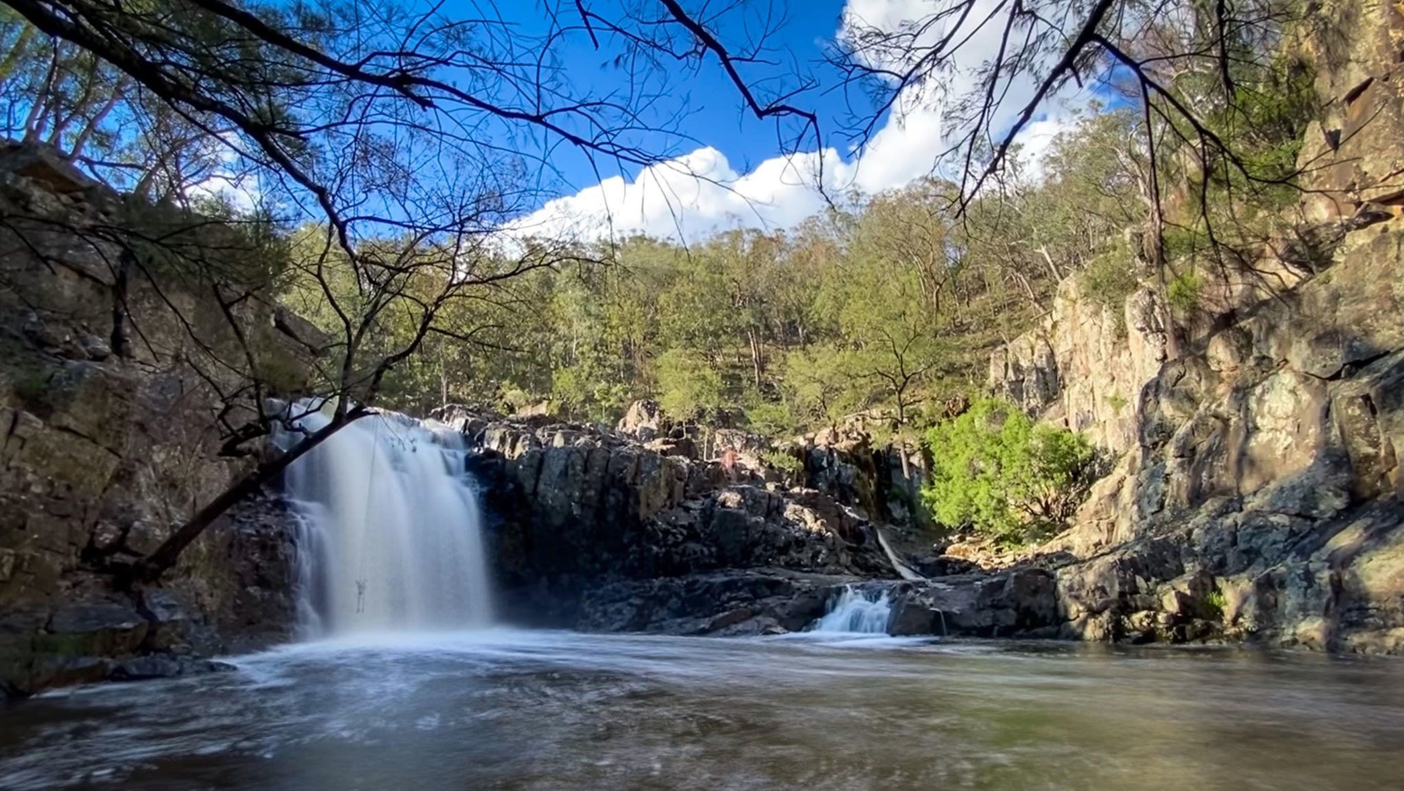Horton Falls and Walks - Geraldton Accommodation