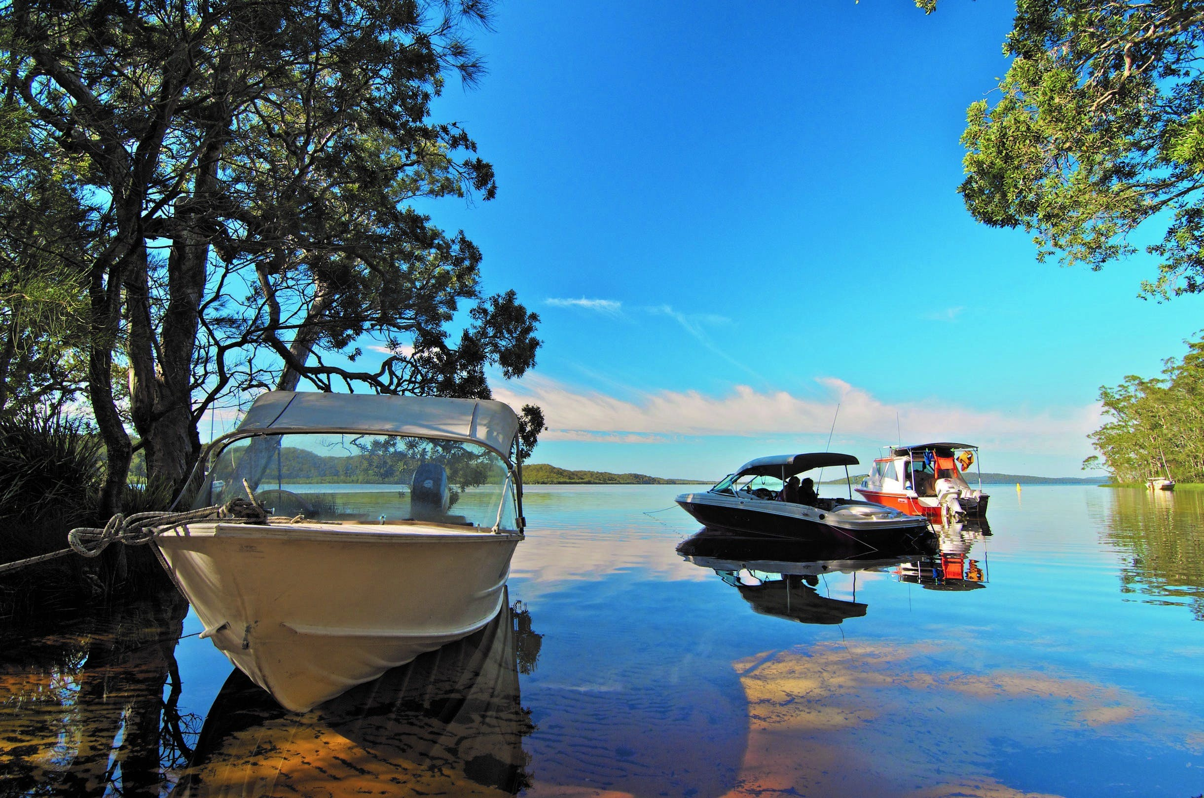 Myall Lakes National Park - Geraldton Accommodation