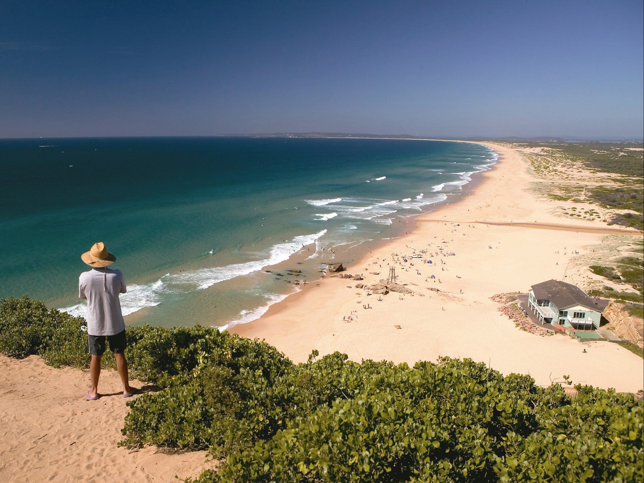 Redhead Beach - Geraldton Accommodation