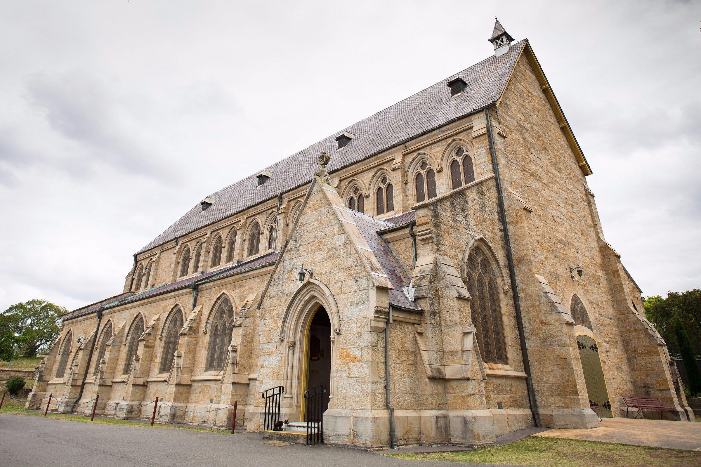 St Peters Anglican Church - Geraldton Accommodation