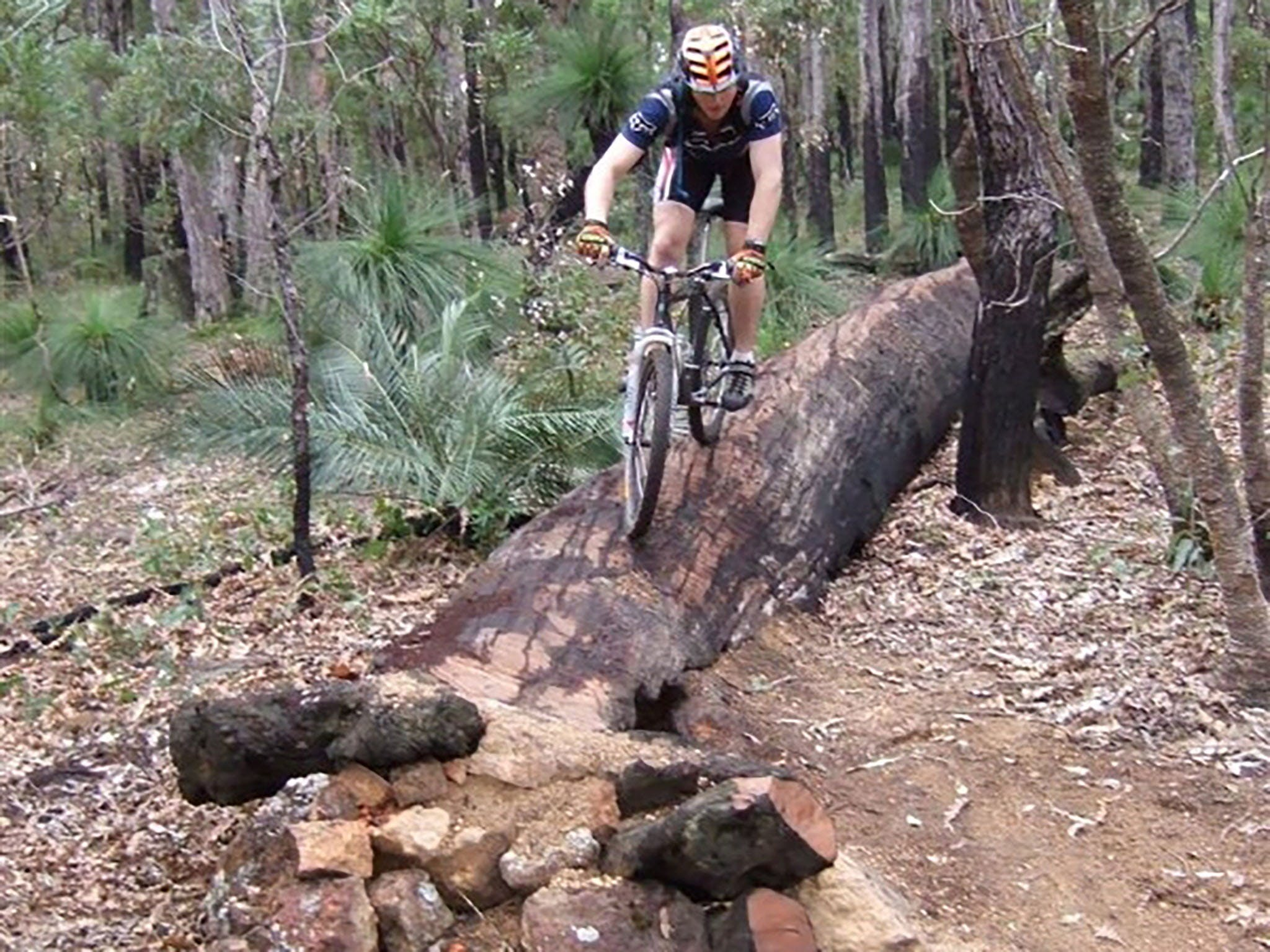 Turner Hill Mountain Bike Trail Murray - Geraldton Accommodation