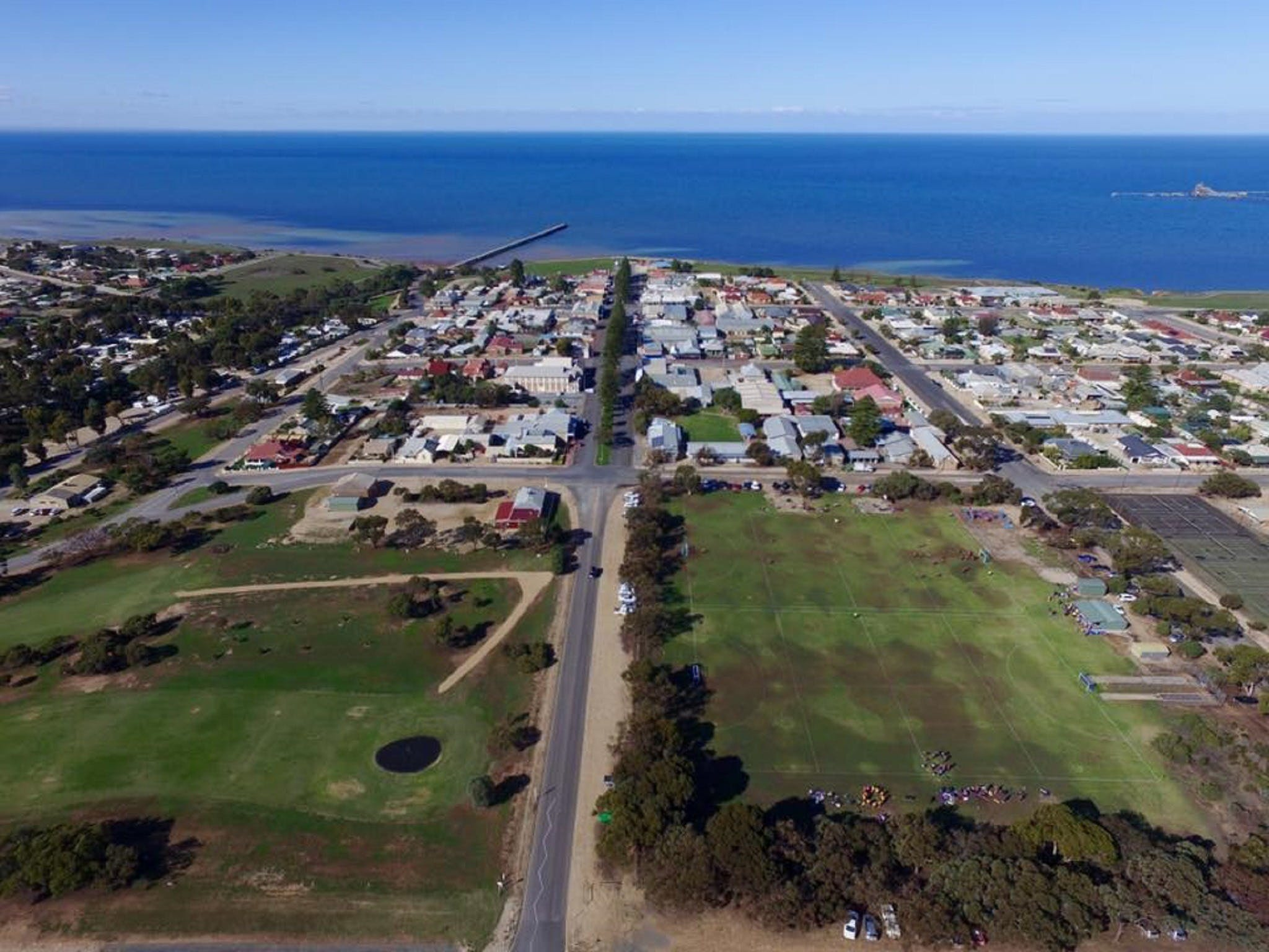 Ardrossan Lookout - Geraldton Accommodation