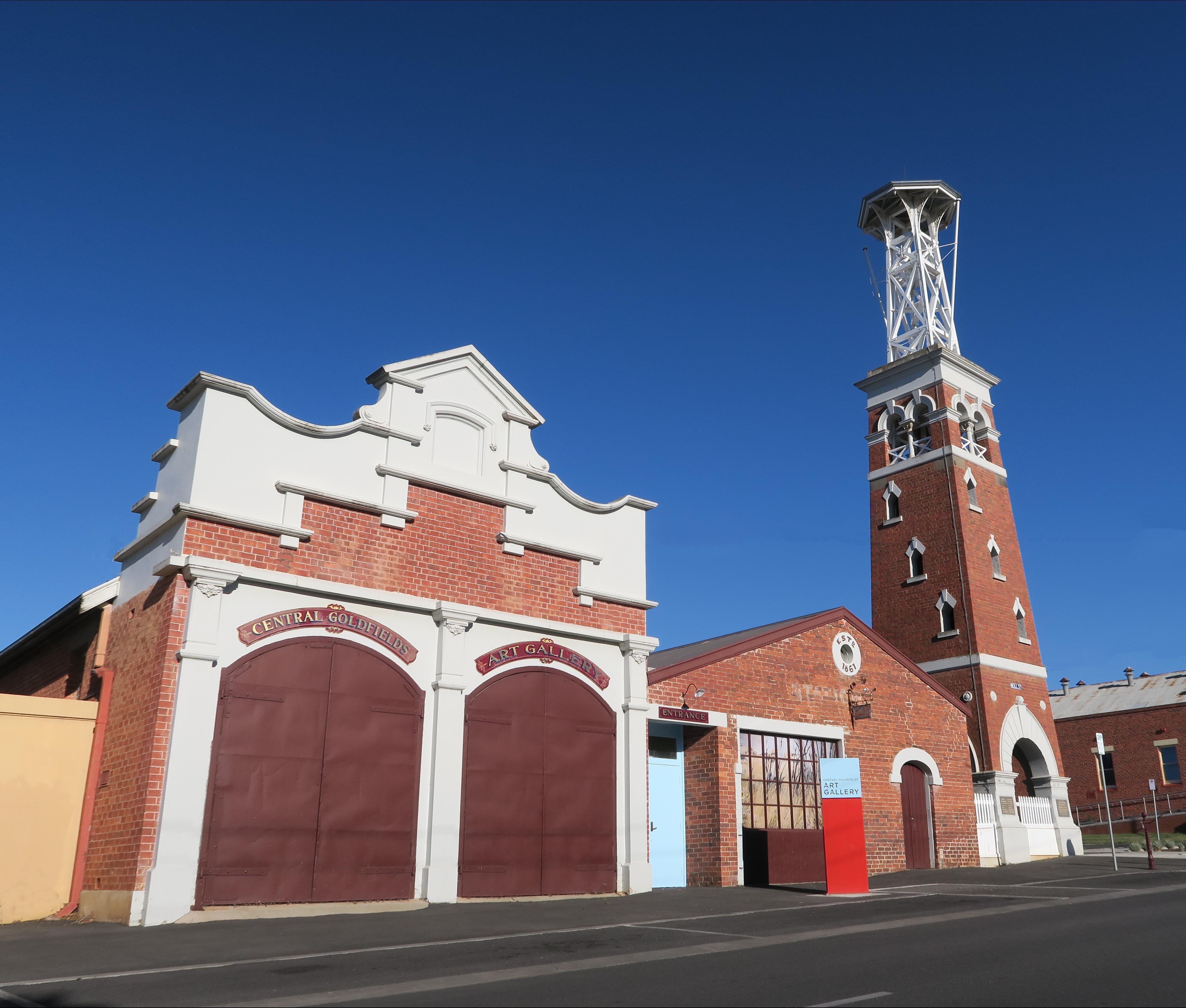 Central Goldfields Art Gallery - Geraldton Accommodation