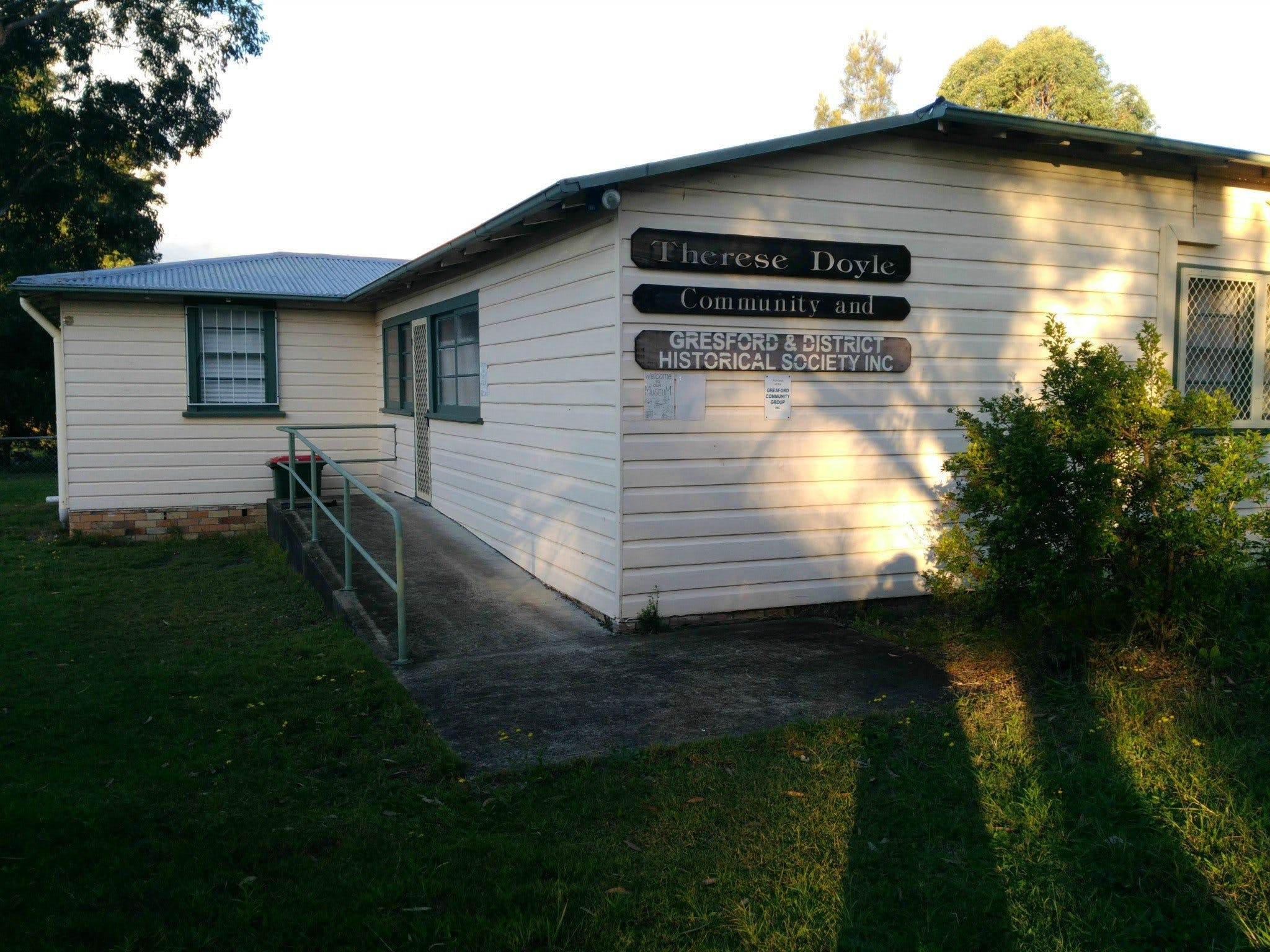 Gresford Heritage Museum - Geraldton Accommodation