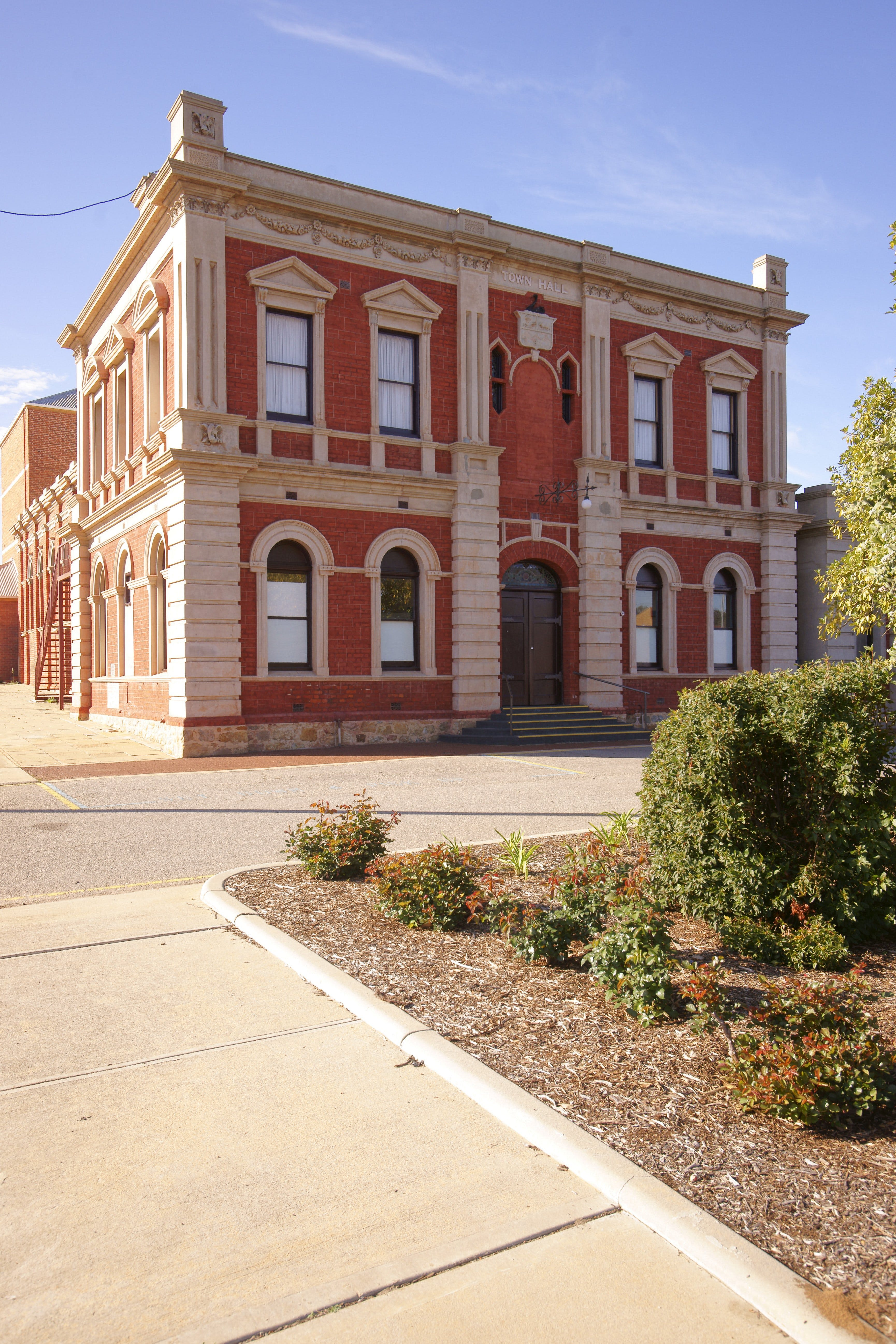 Northam Town Hall - Geraldton Accommodation