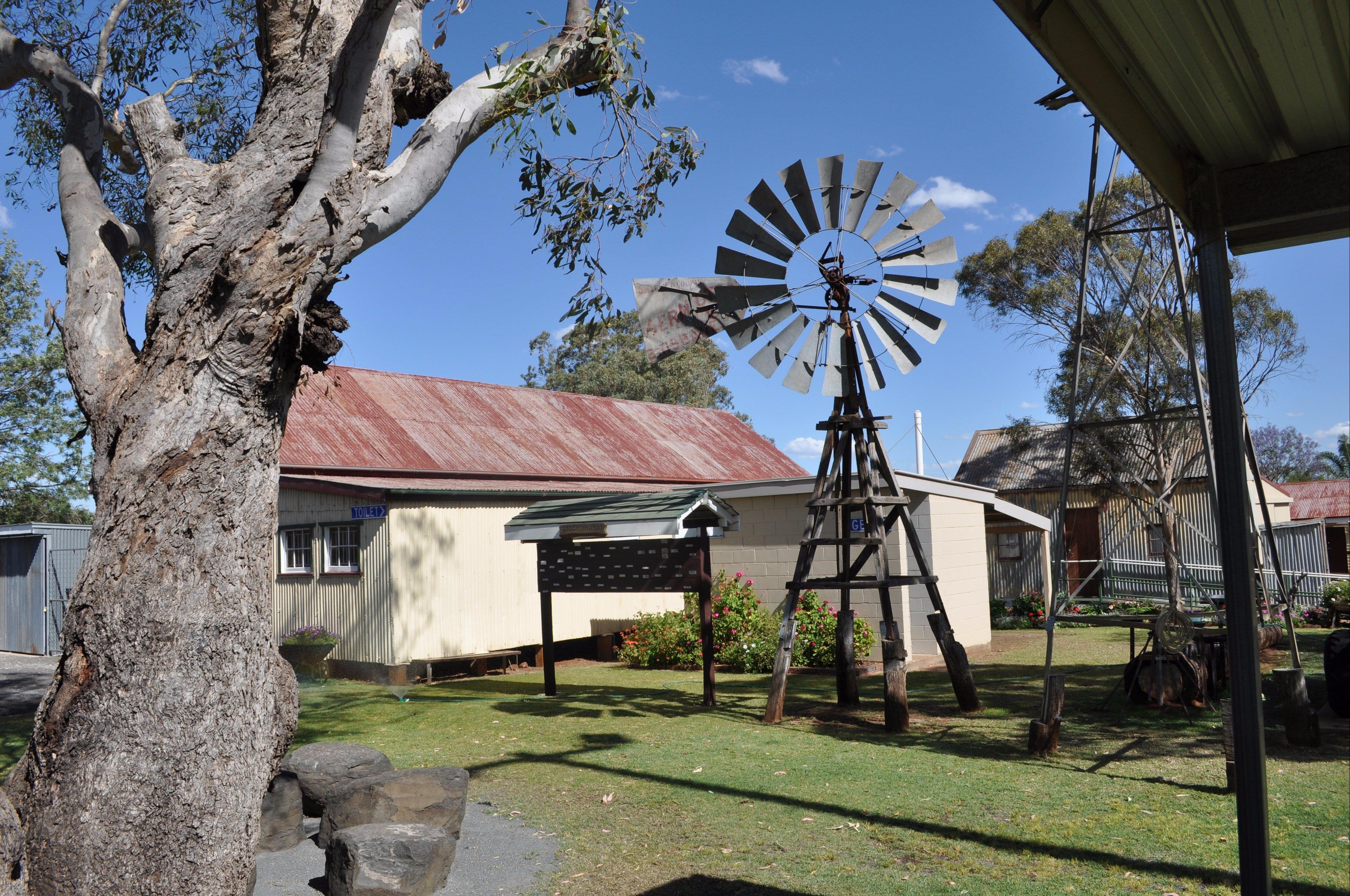 Pittsworth  Pioneer Historical Village - Geraldton Accommodation
