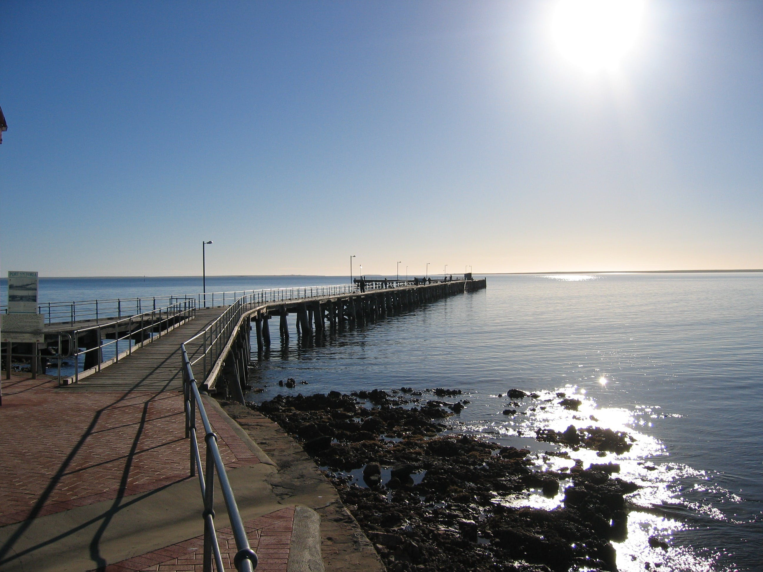 Port Victoria - Geraldton Accommodation