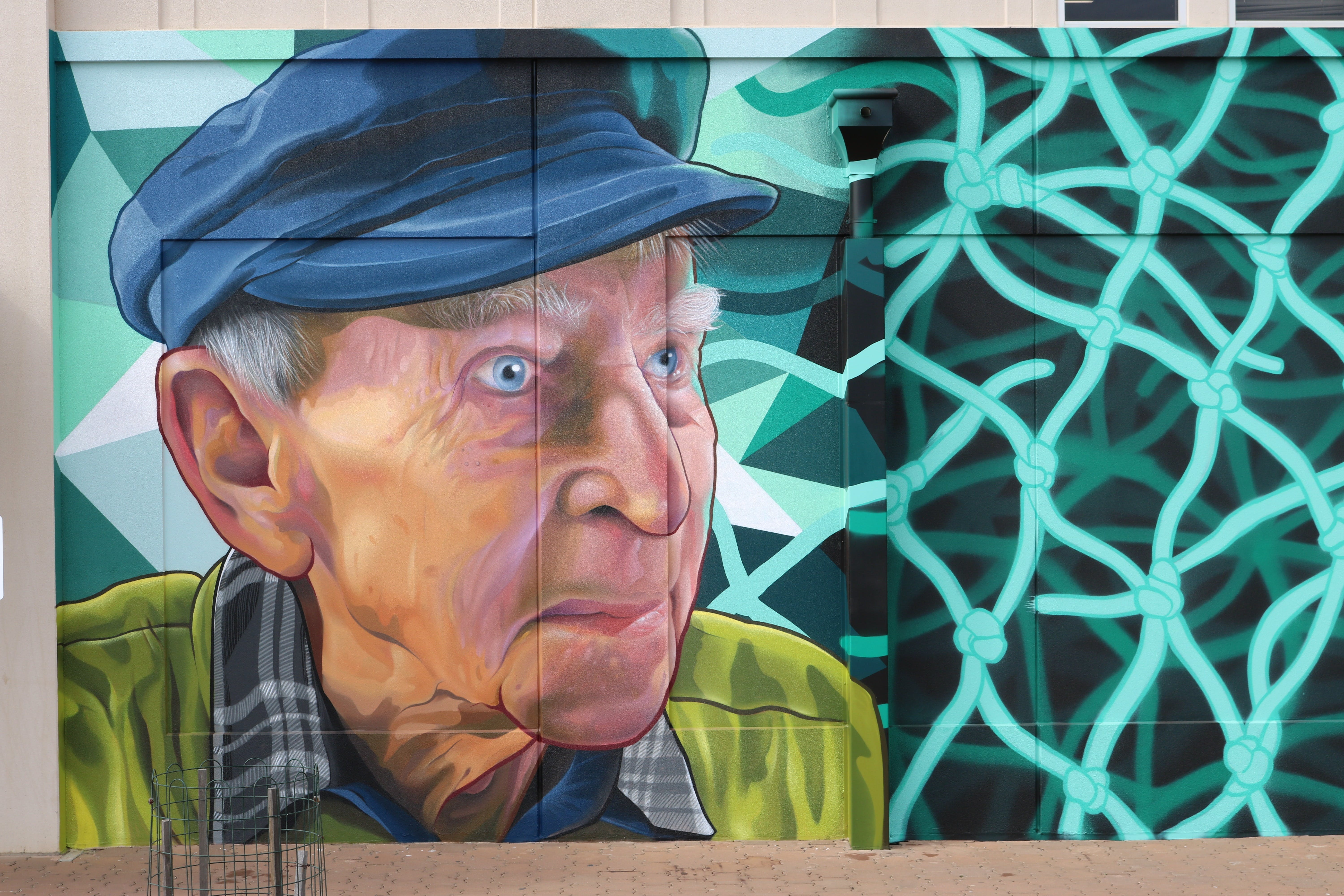 Port Pirie Mural Trail - Geraldton Accommodation