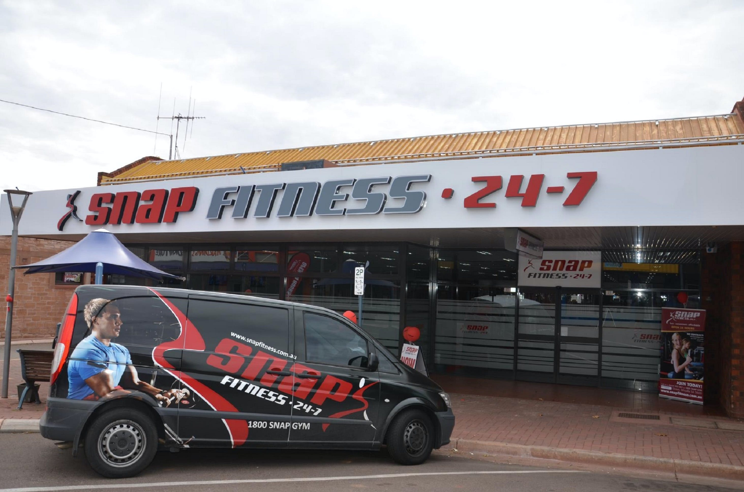Snap Fitness Whyalla 24/7 gym - Geraldton Accommodation