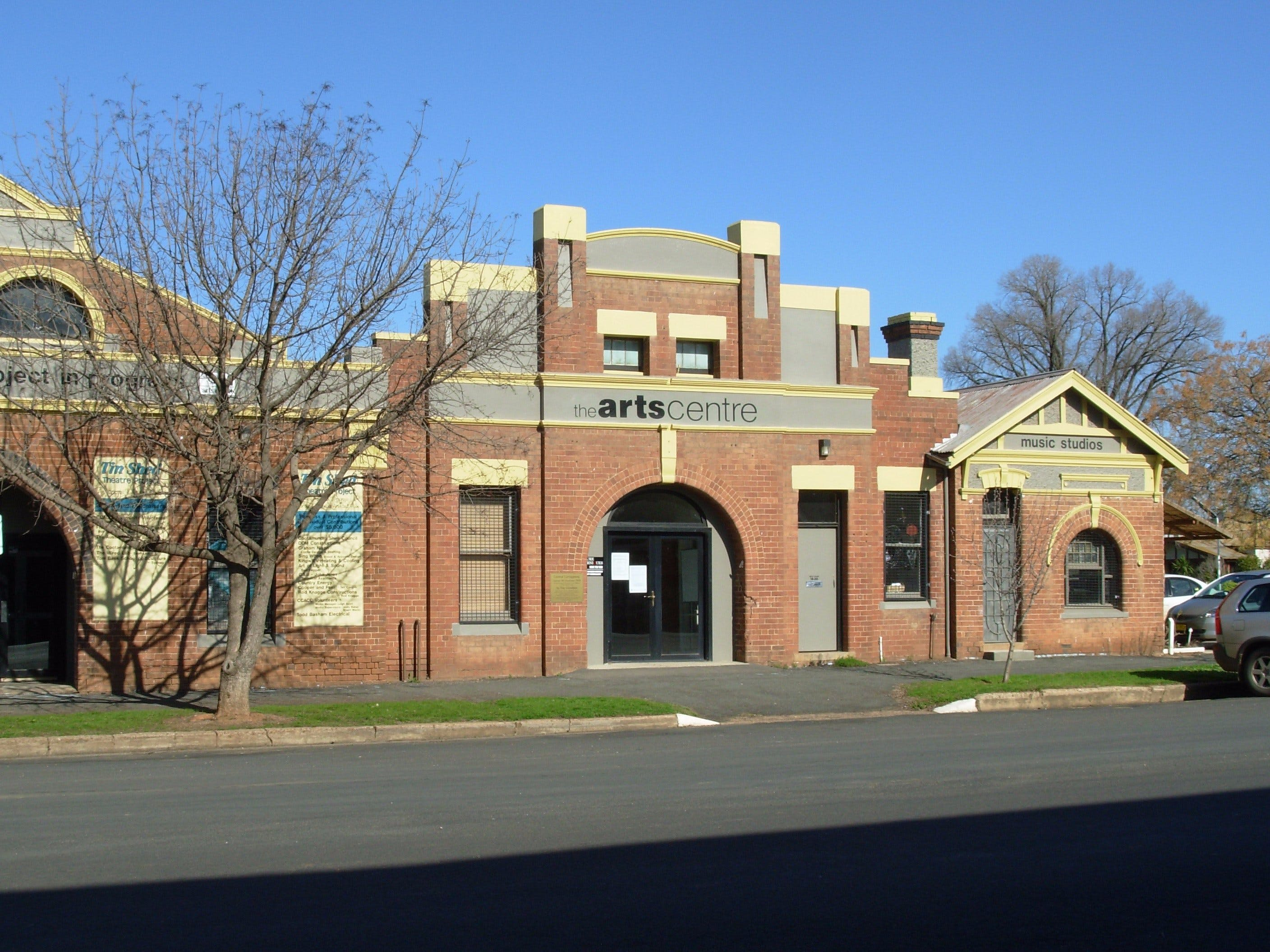 The Arts Centre Cootamundra - Geraldton Accommodation