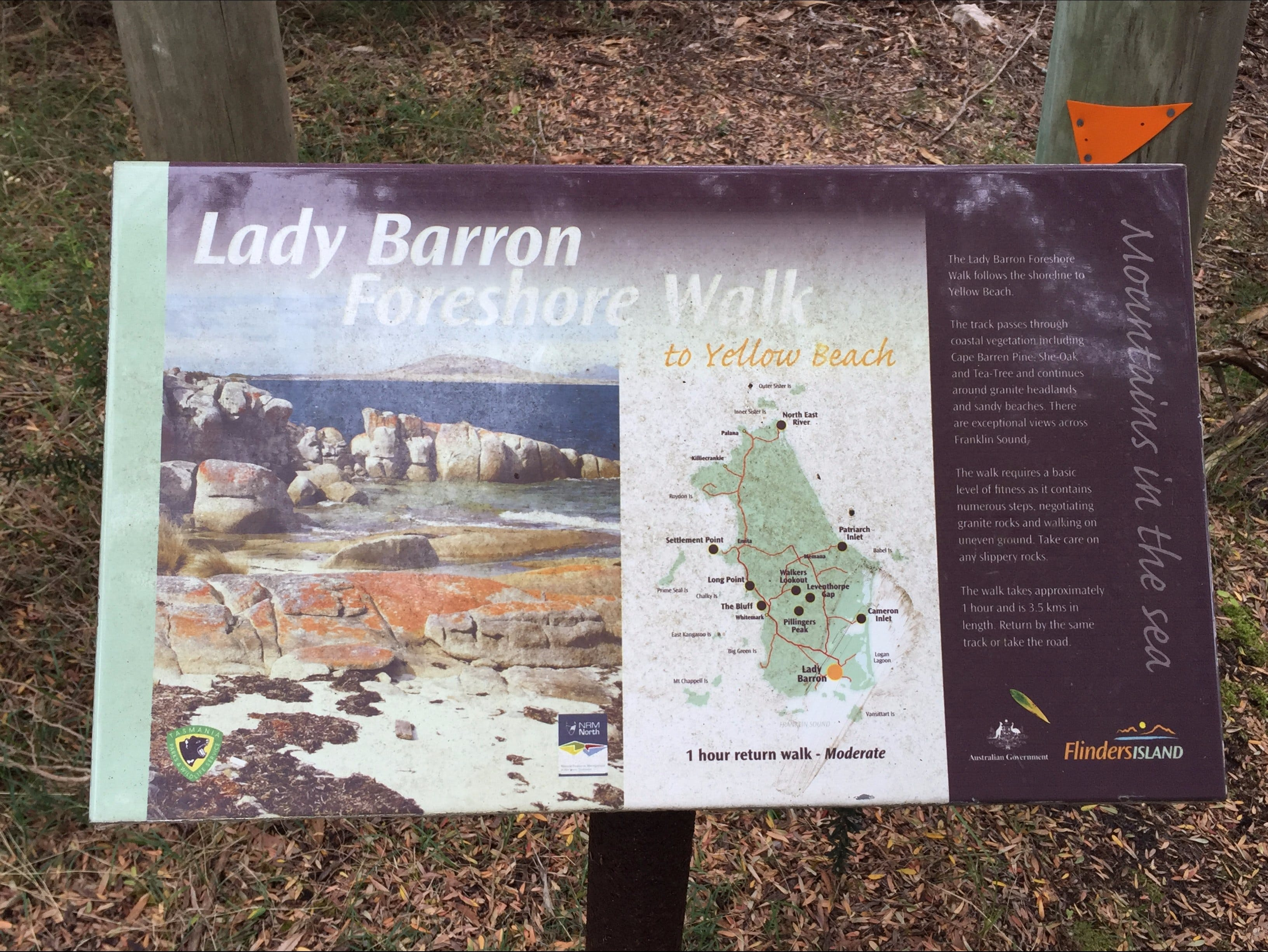 The Lady Barron Foreshore Walk - Geraldton Accommodation