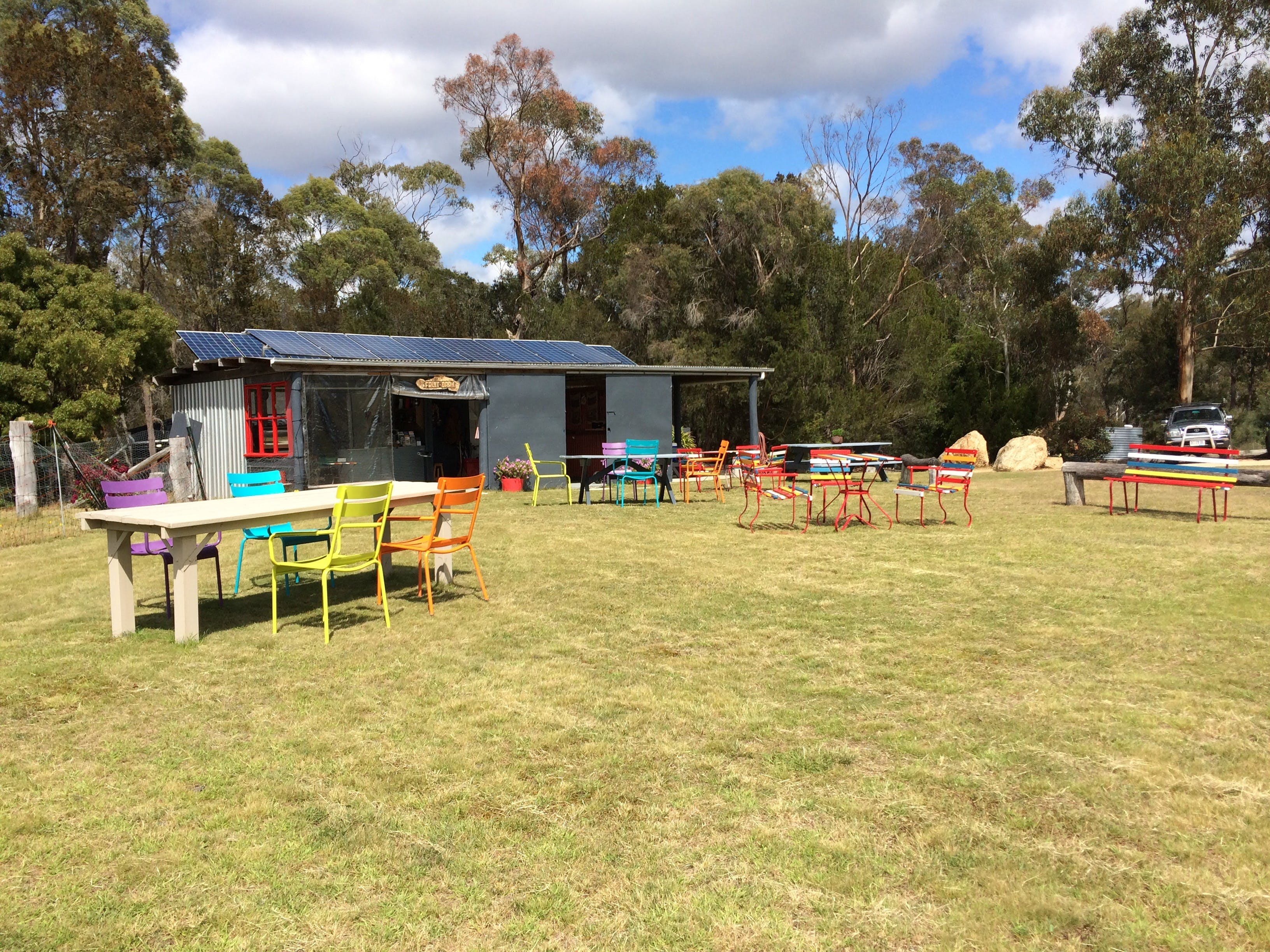 Cerisebrook Orchard and Family Golf - Geraldton Accommodation