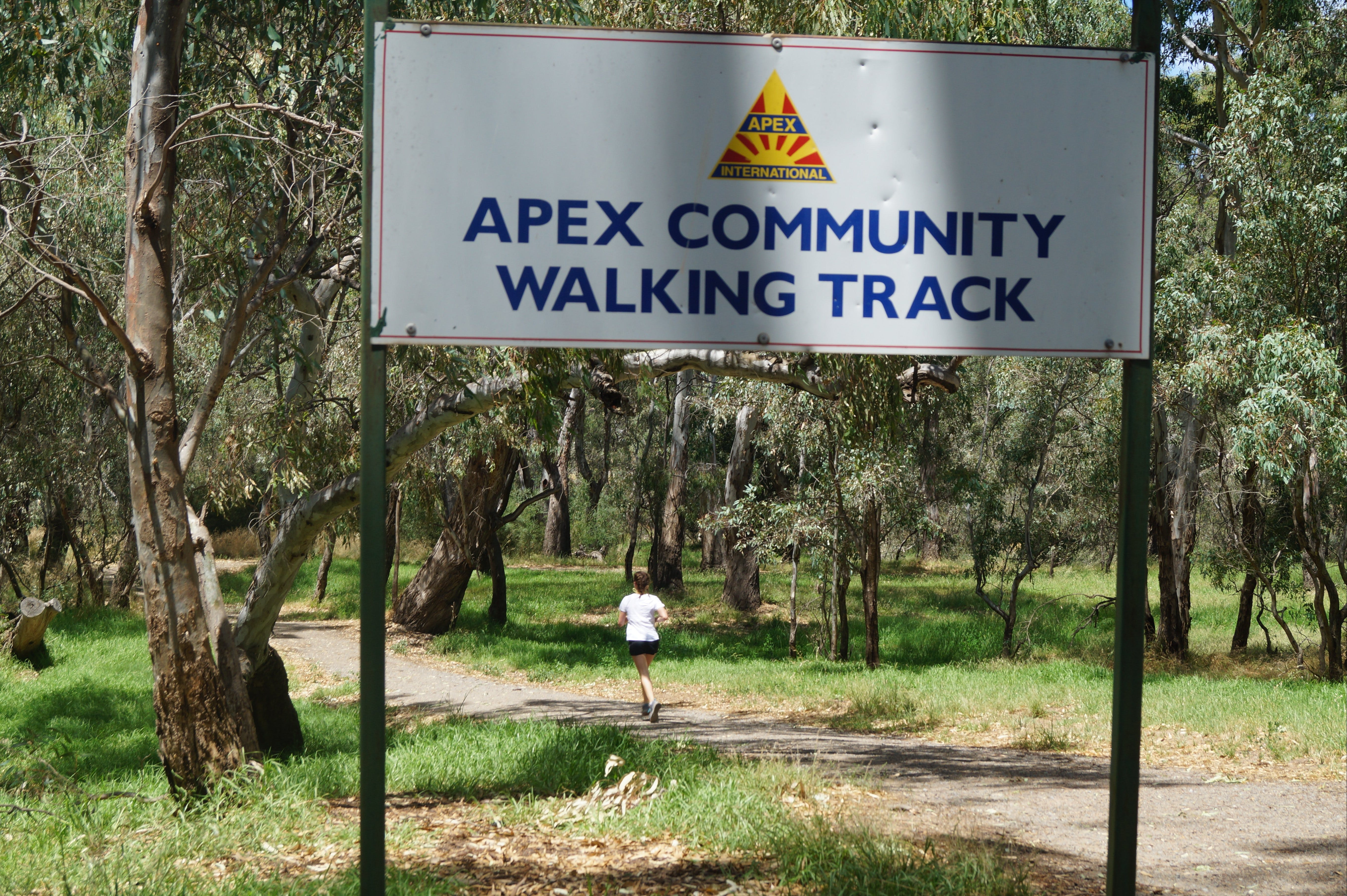 Euroa Apex Walking Track - Geraldton Accommodation