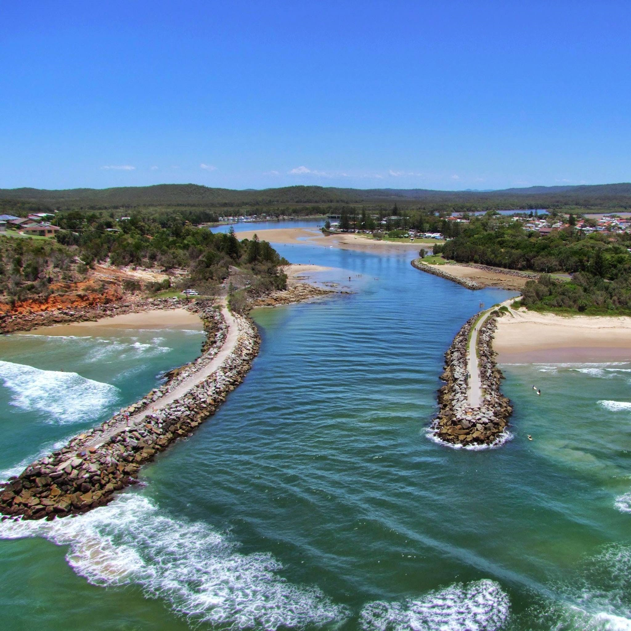 Evans River - Geraldton Accommodation