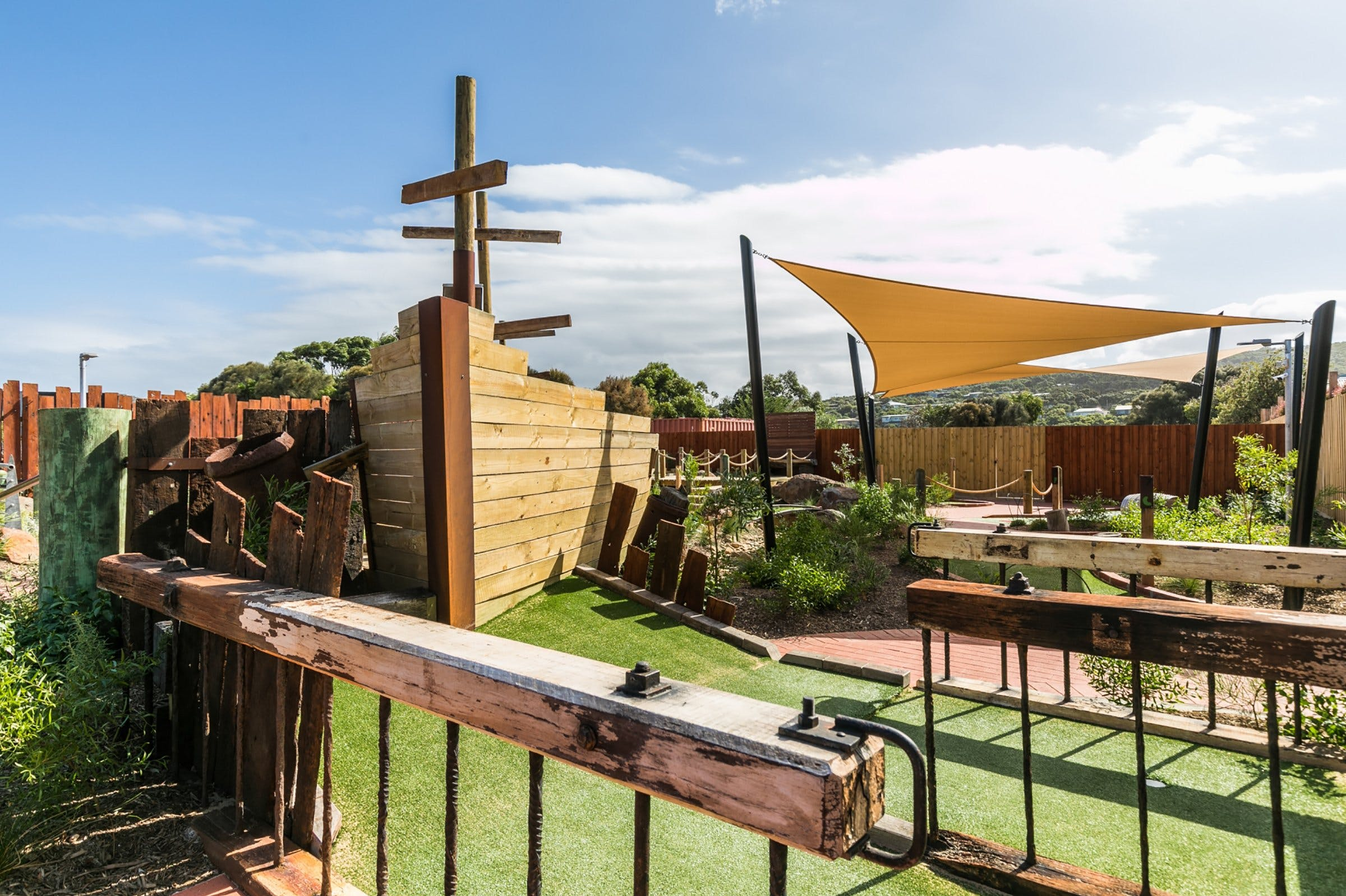 Great Ocean Road Mini Golf - Geraldton Accommodation