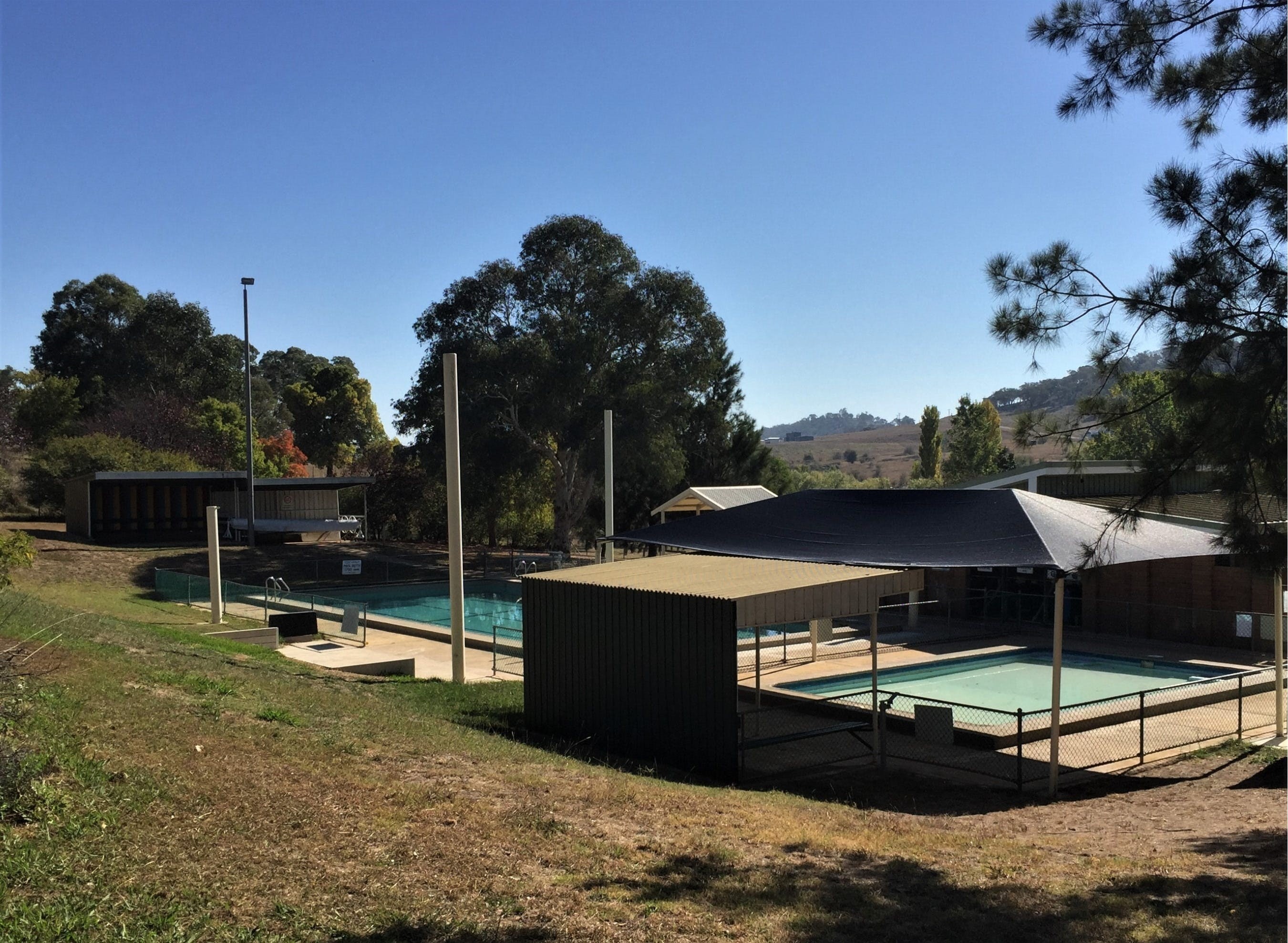 Gunning Pool - Geraldton Accommodation
