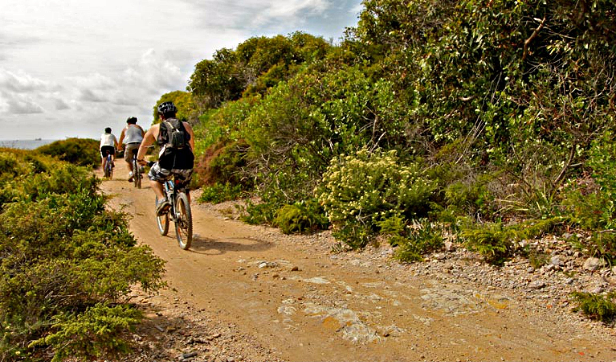 Mountain Biking Trails - Geraldton Accommodation