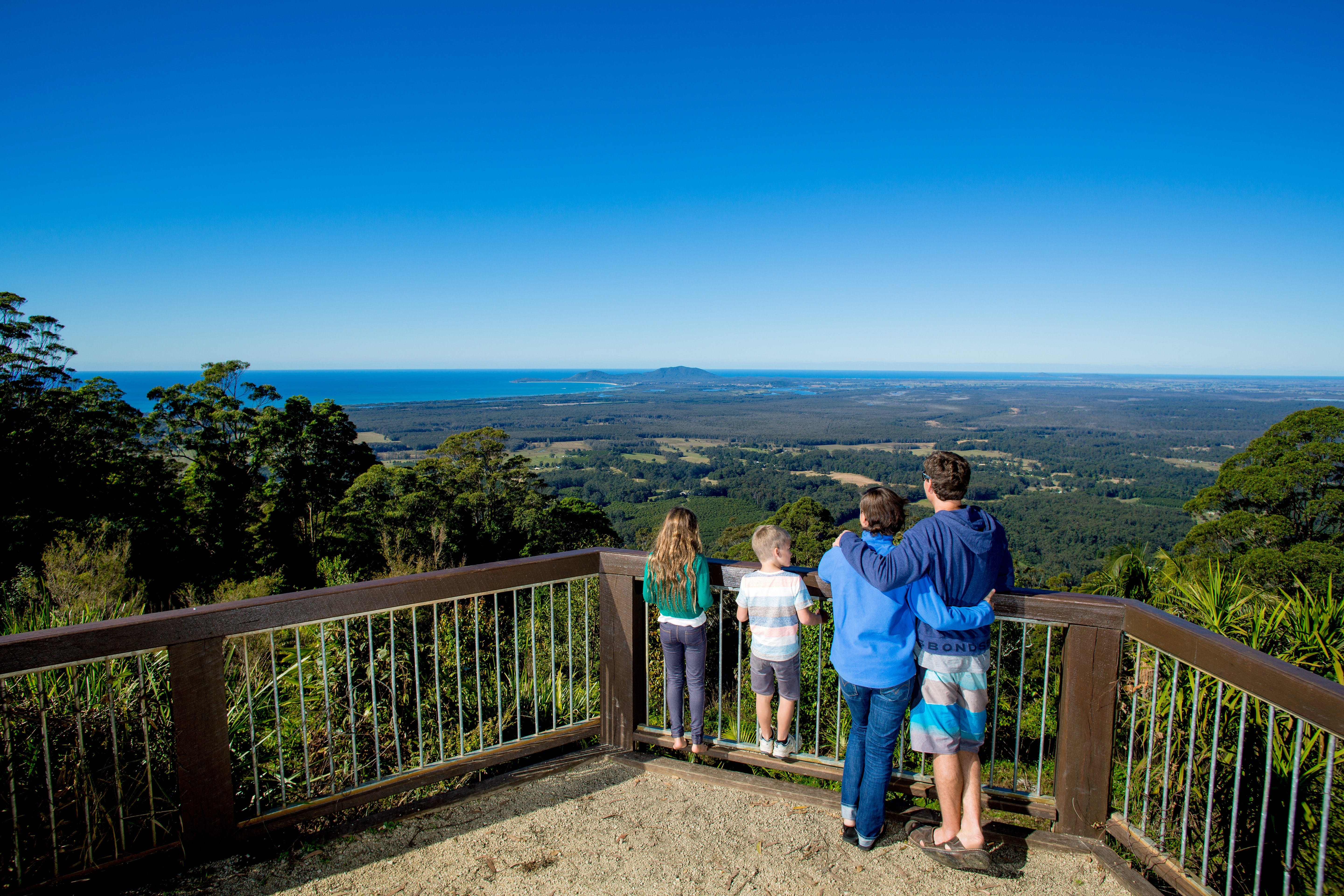 Mount Yarrahapinni Lookout - Geraldton Accommodation
