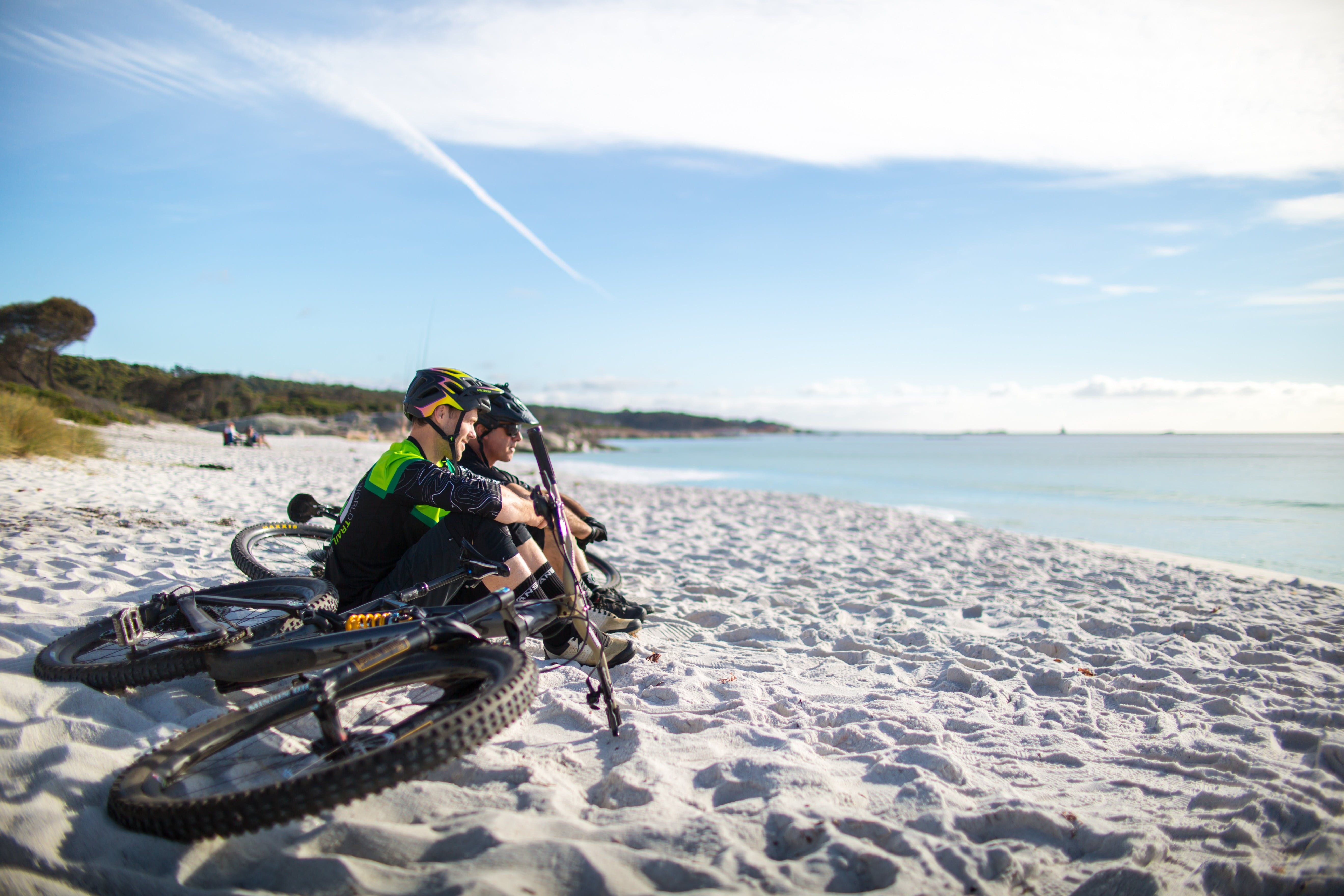 St Helens Mountain Bike Trails - Geraldton Accommodation