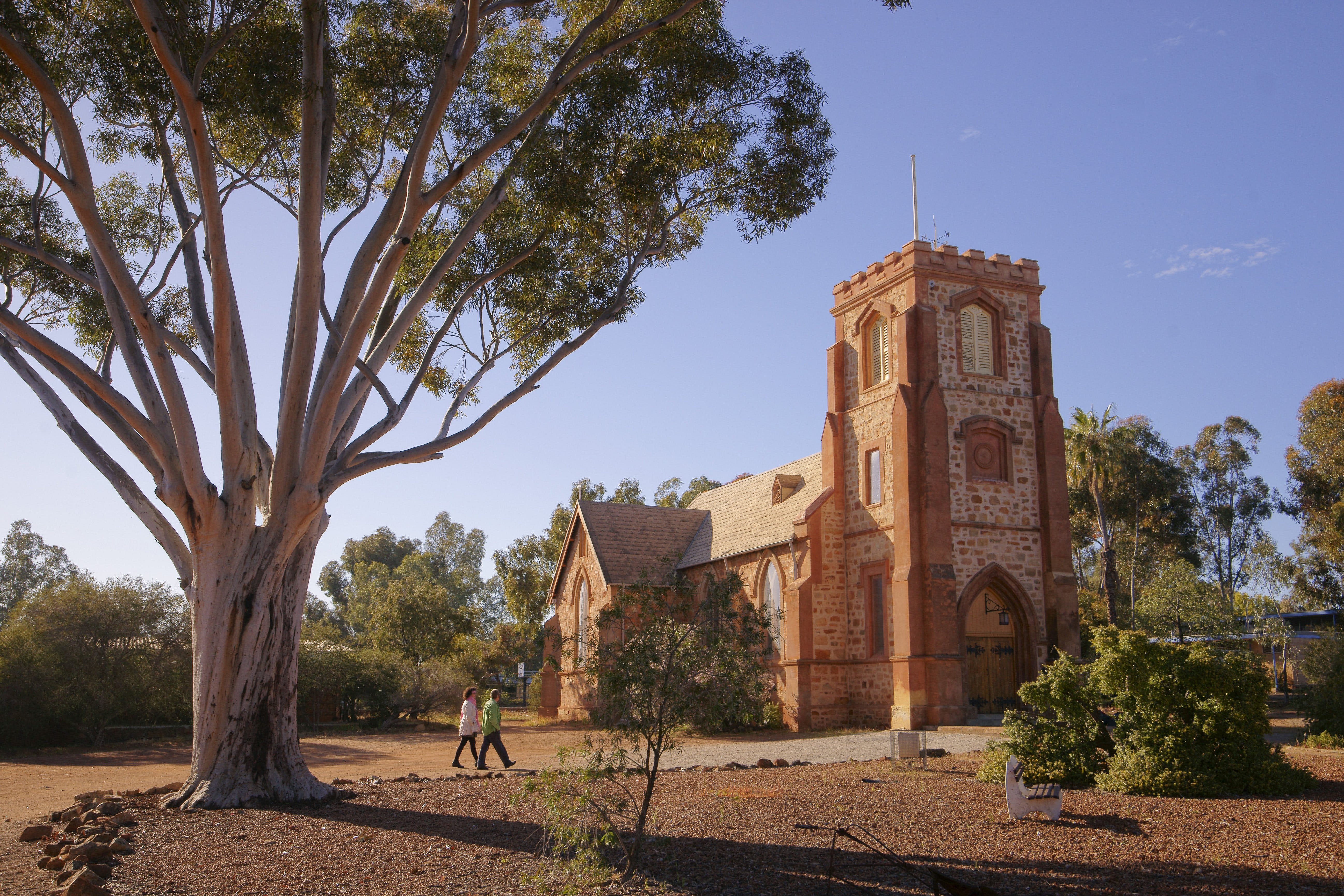 St Johns Church - Geraldton Accommodation