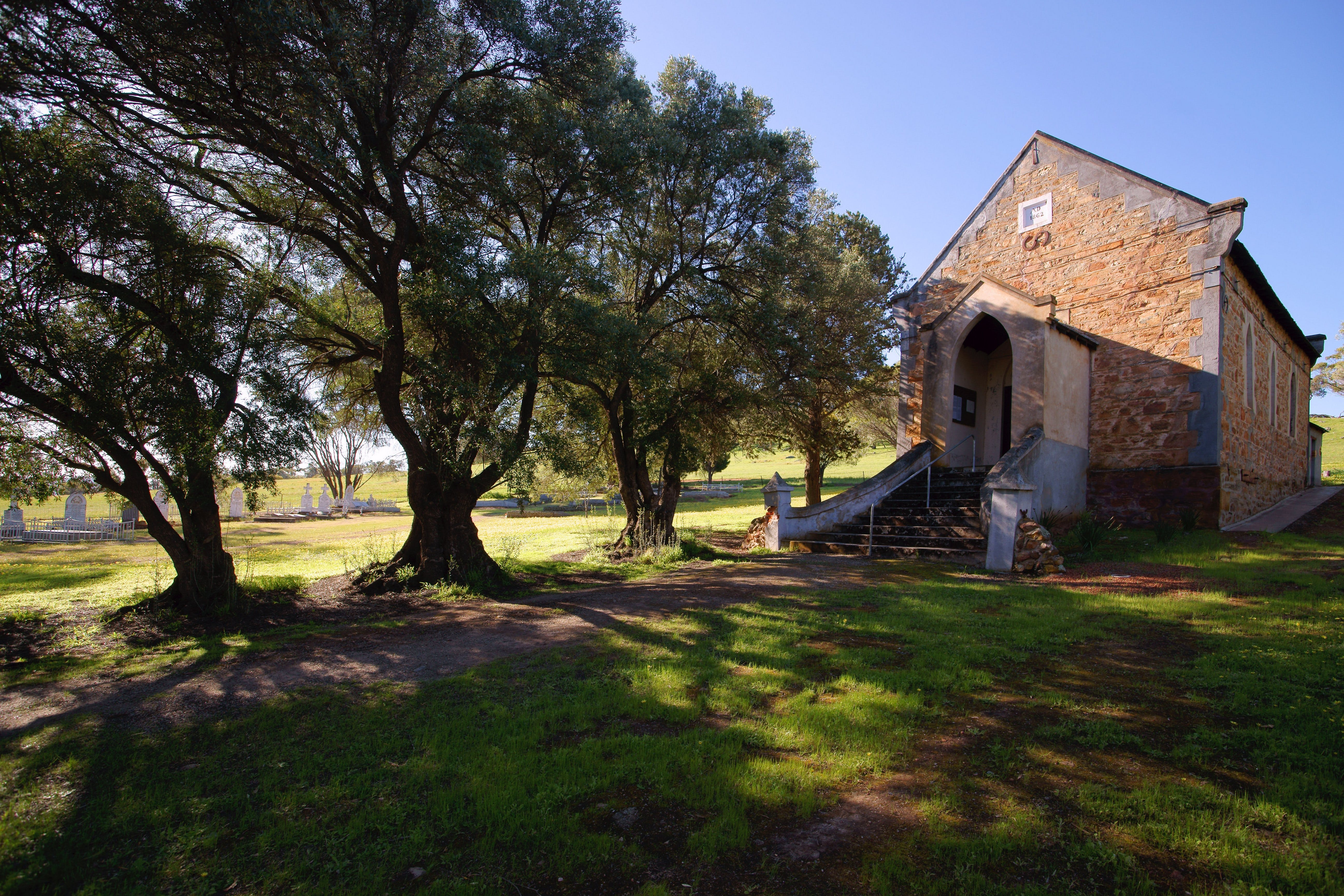 St Saviours Church Katrine - Geraldton Accommodation