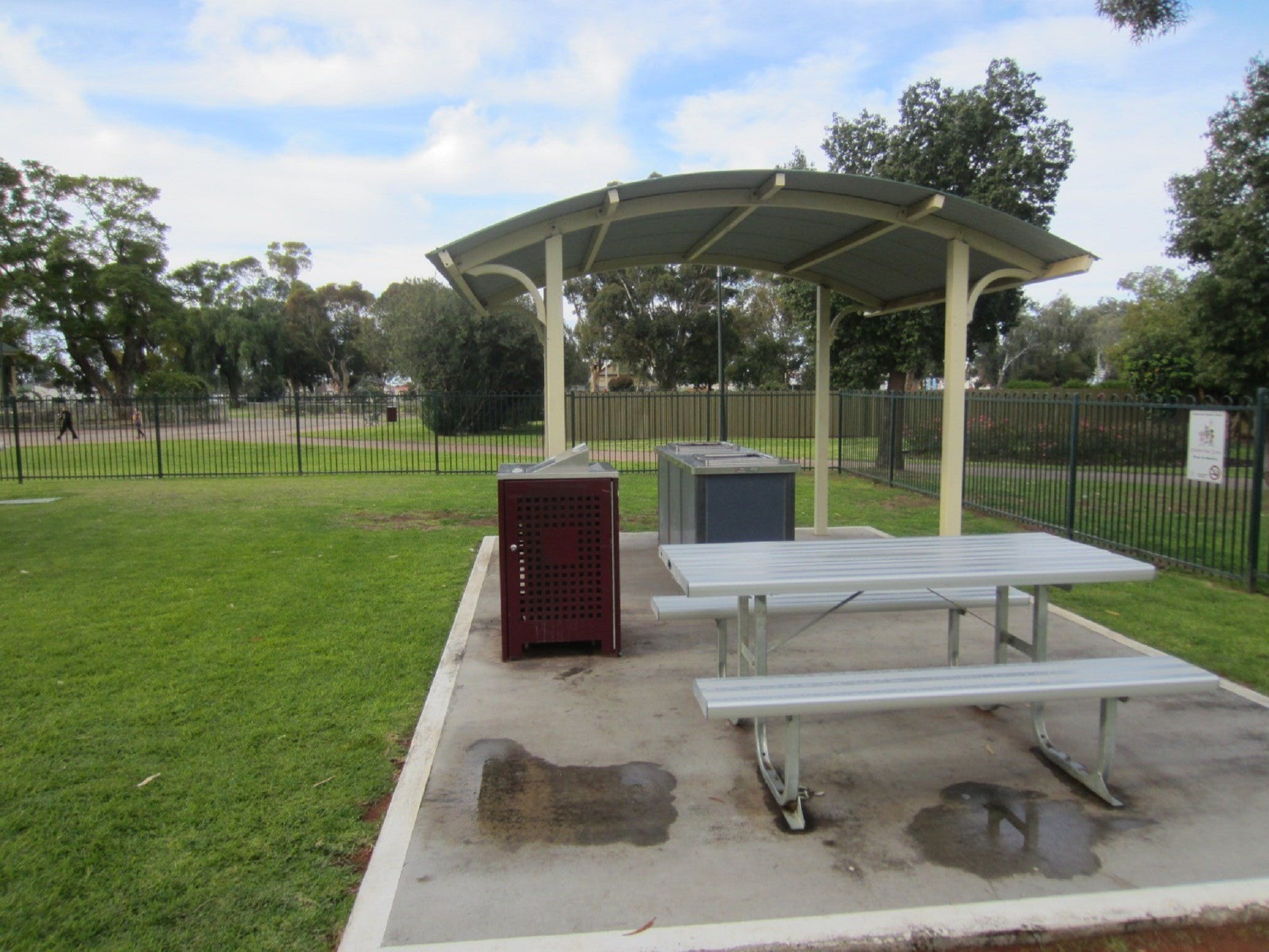 Sturt Park Reserve and Titanic Memorial - Geraldton Accommodation
