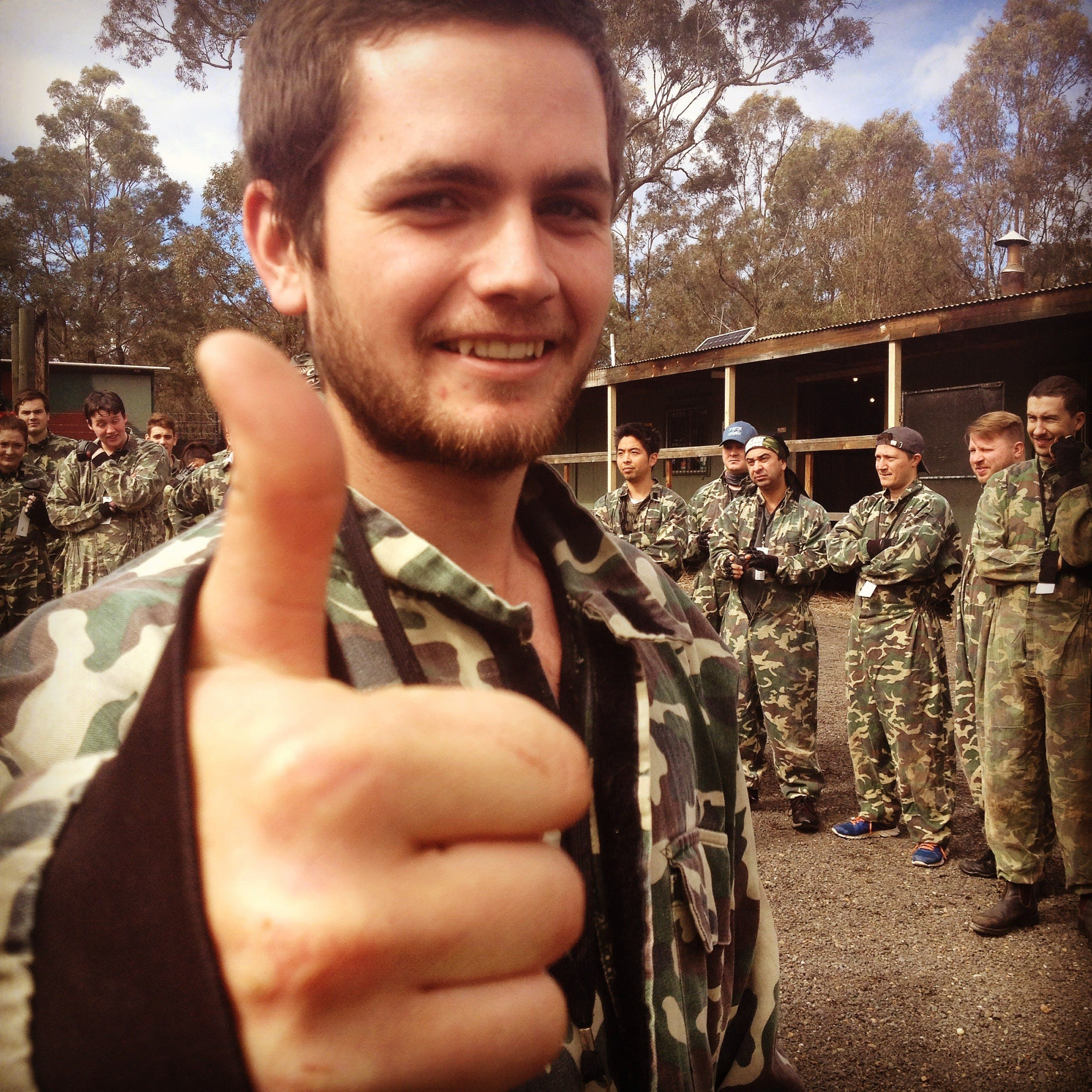 Ultimate Paintball Sydney - Geraldton Accommodation