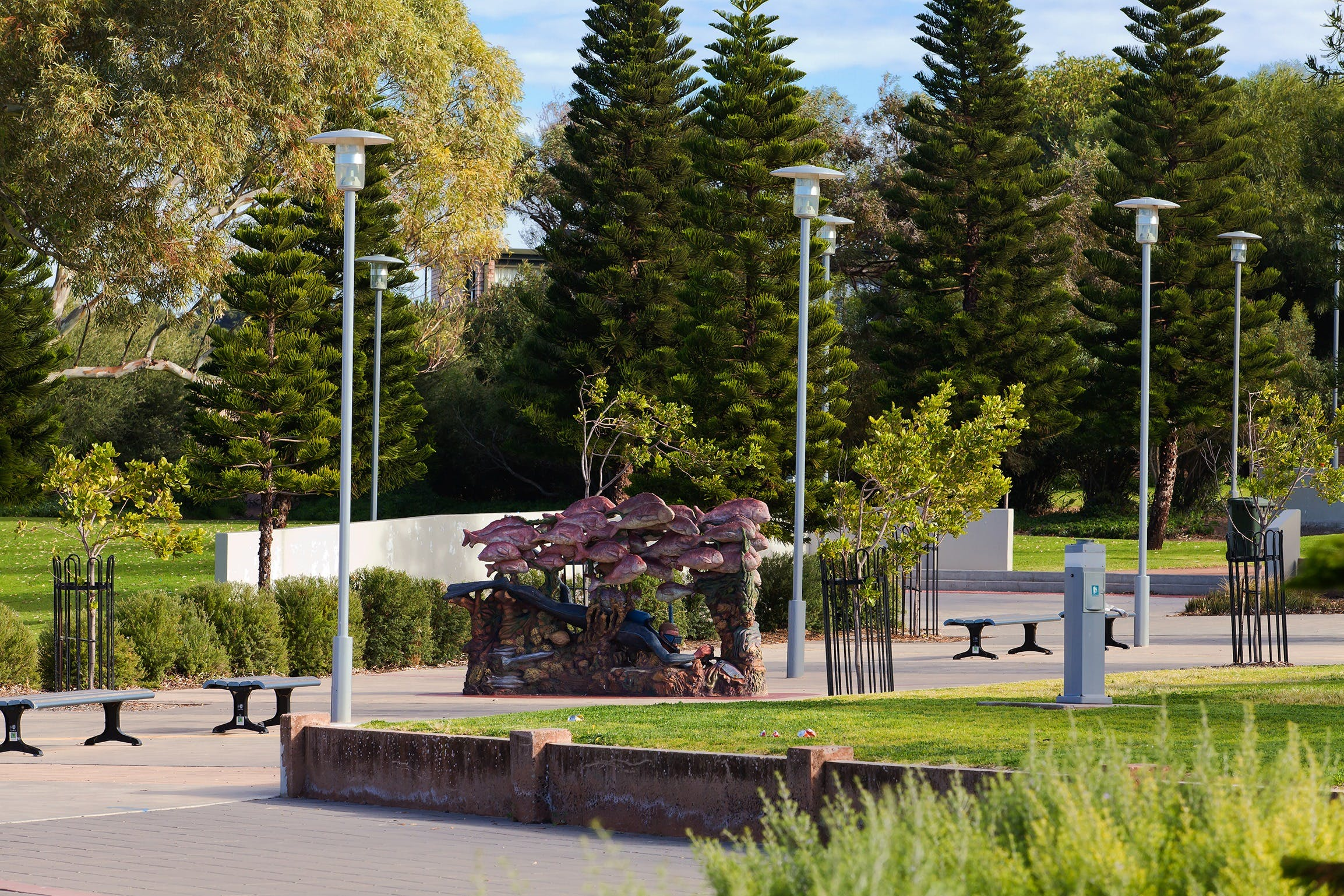 Whyalla Foreshore and Marina - Geraldton Accommodation