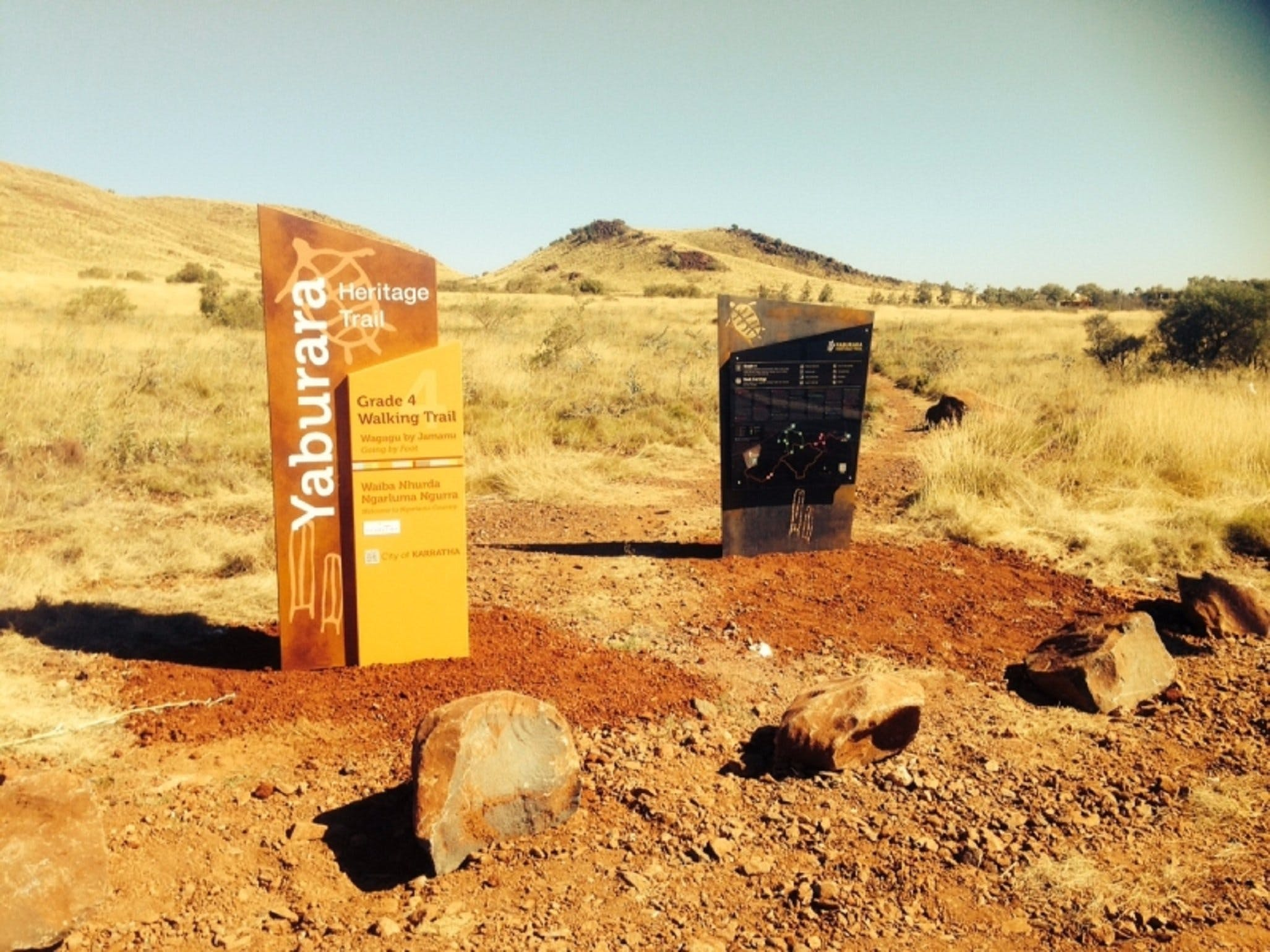 Yaburara Heritage Trail - Geraldton Accommodation