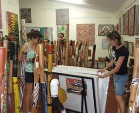 Top Didj and Art Gallery - Geraldton Accommodation