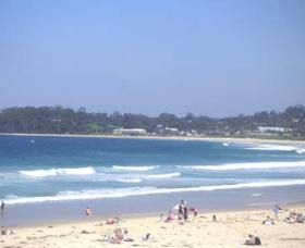 Mollymook Surf Beach - Geraldton Accommodation