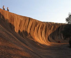 Wave Rock - Geraldton Accommodation