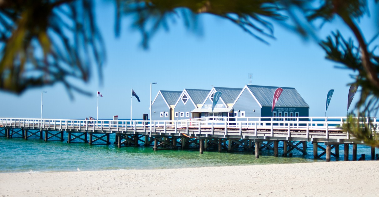 Busselton Jetty  Underwater Observatory Tour - Geraldton Accommodation