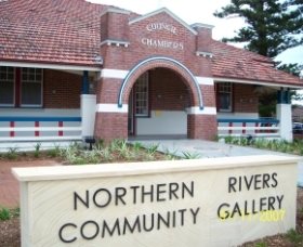 Northern Rivers Community Gallery - Geraldton Accommodation