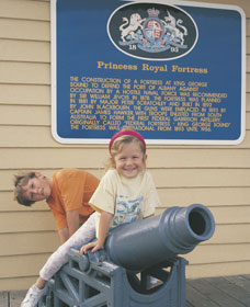 Princess Royal Fortress Military Museum - Geraldton Accommodation