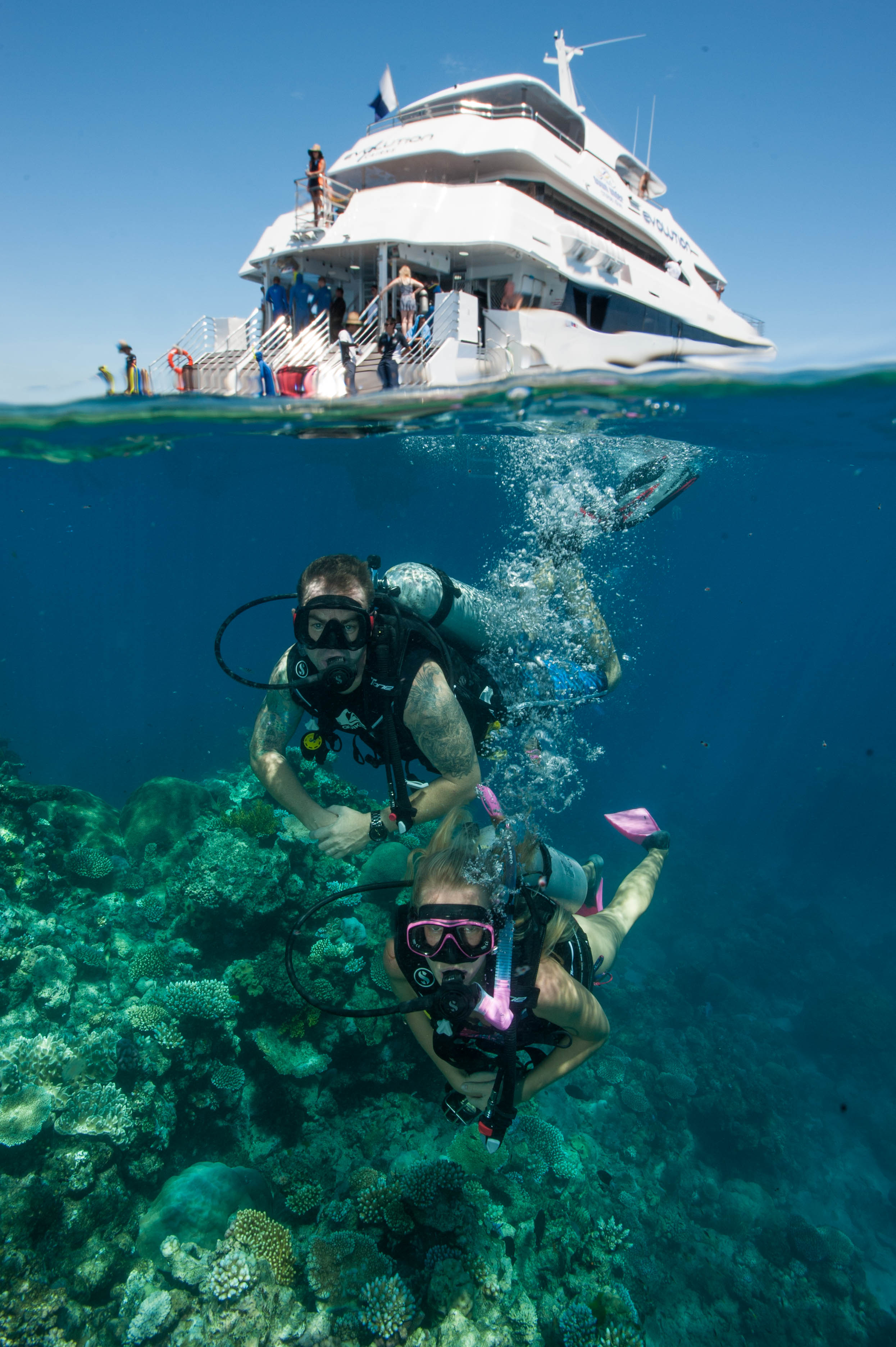 Down Under Cruise and Dive - Geraldton Accommodation
