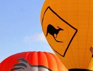 Hot Air Balloon - Geraldton Accommodation