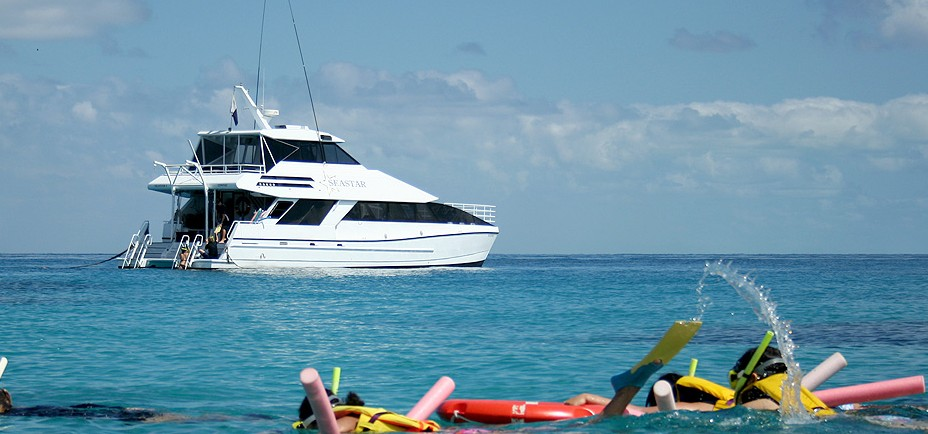 Seastar Cruises - Geraldton Accommodation